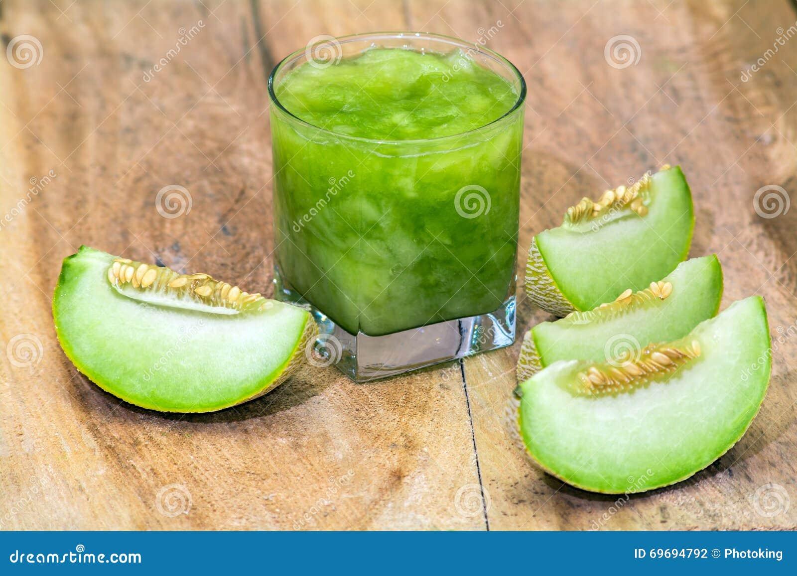 Groene meloen