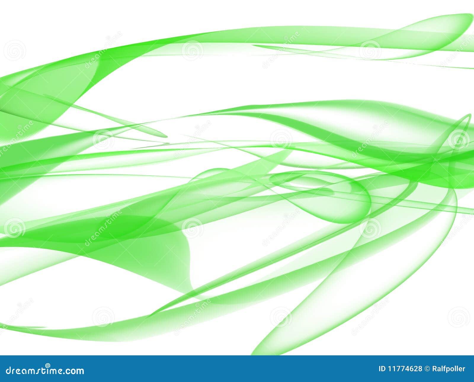 Groene sluier