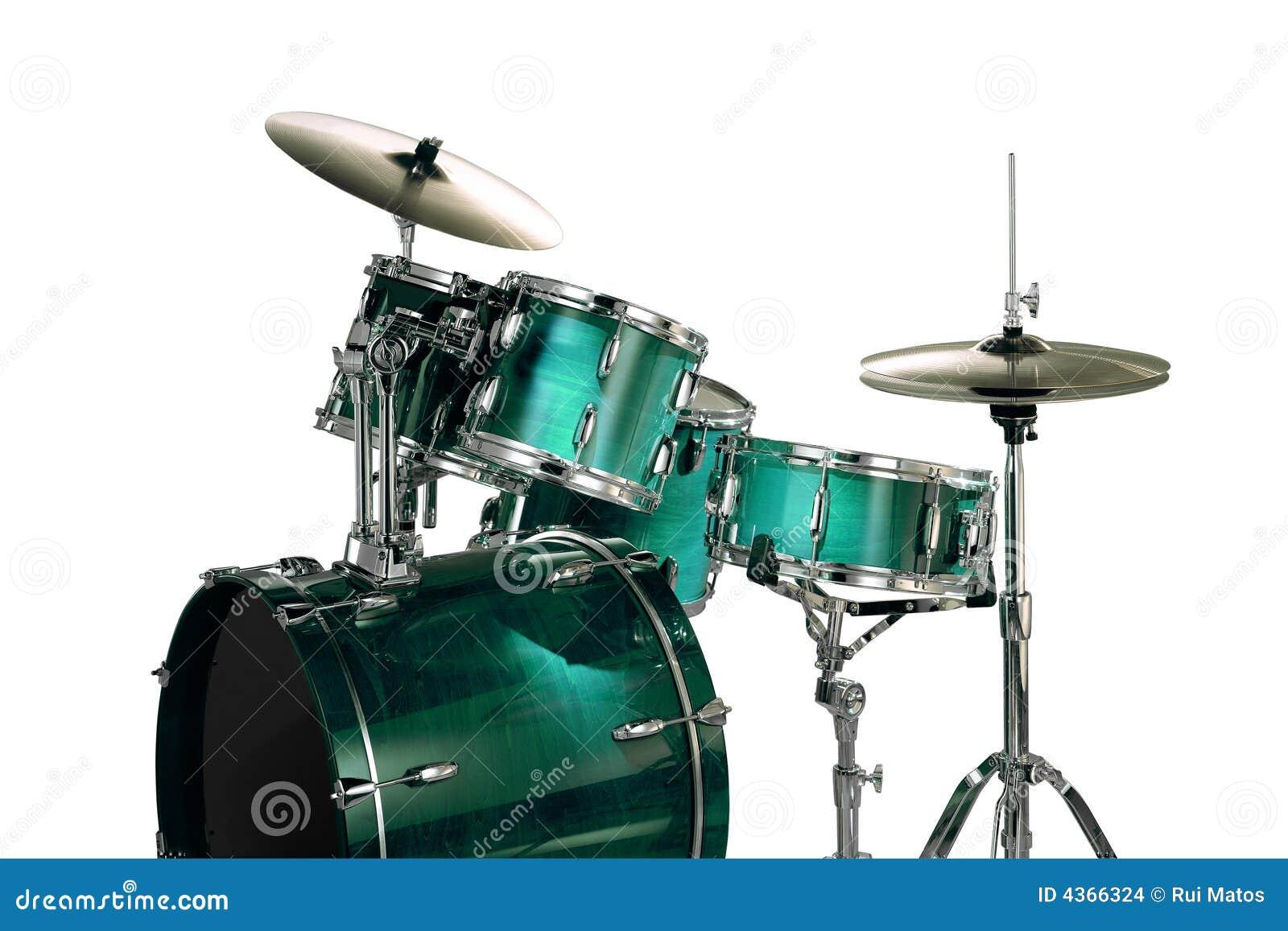 Groene trommels