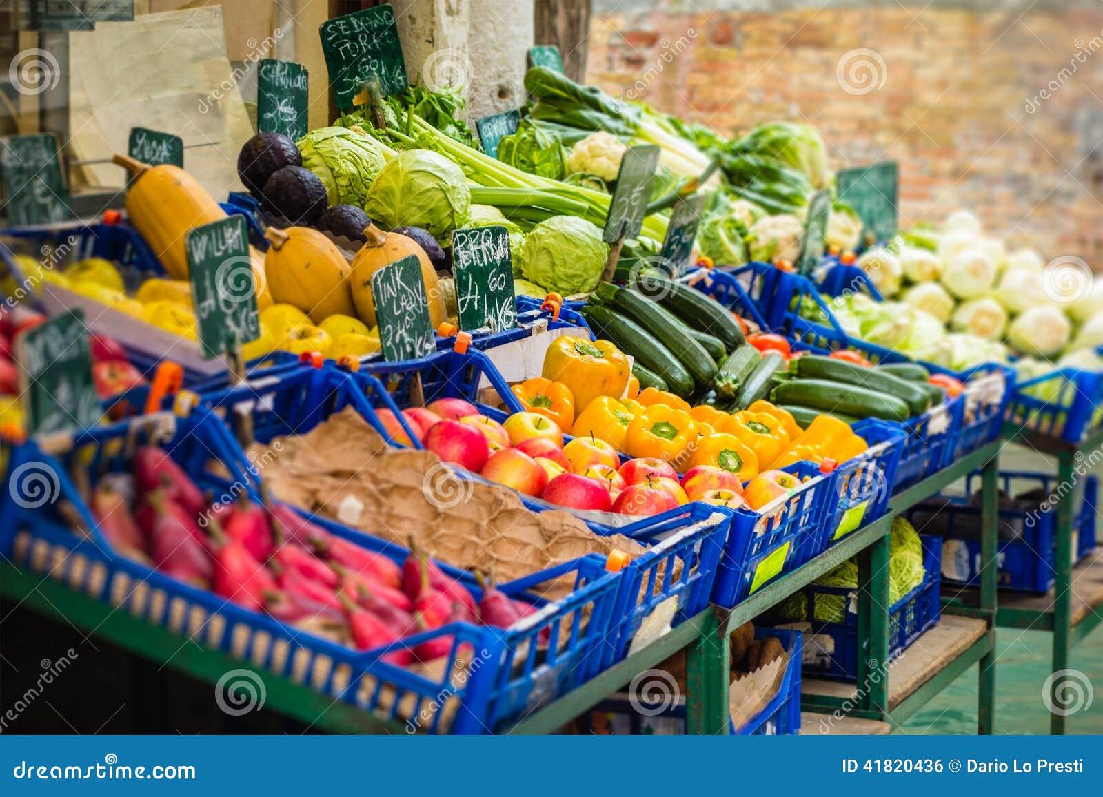 Groentehandelaar