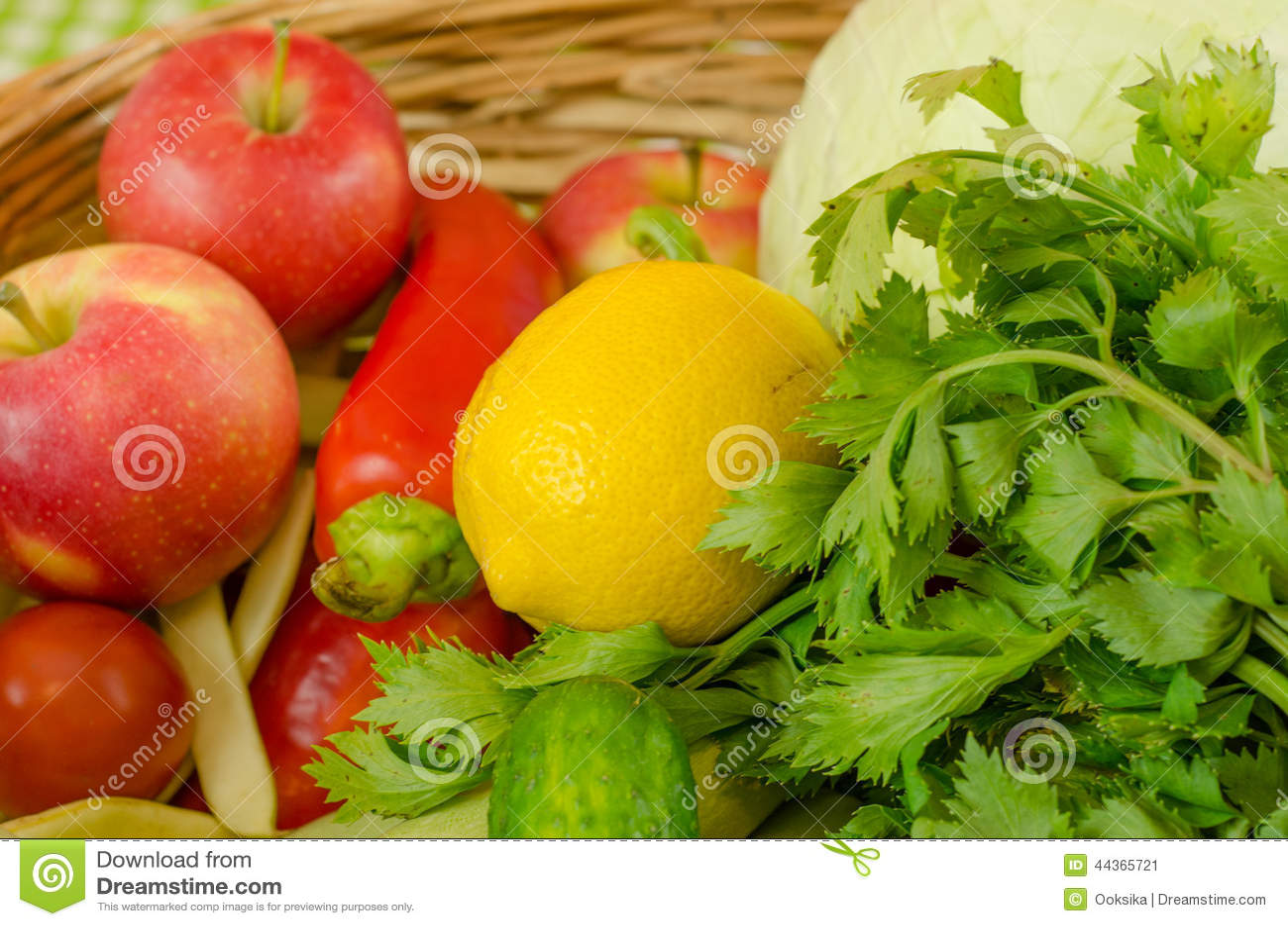 Groenten en Vruchten