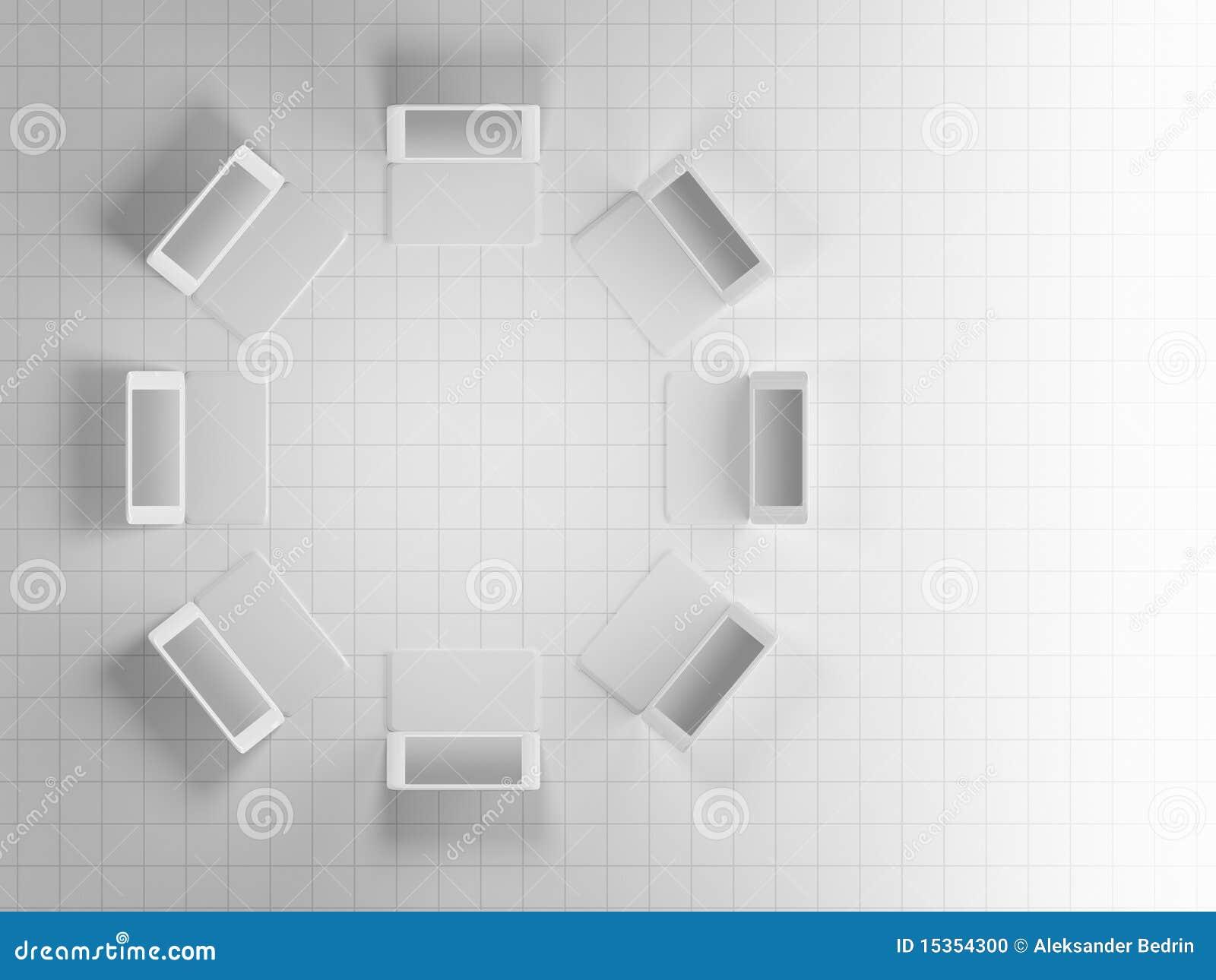Groep computers