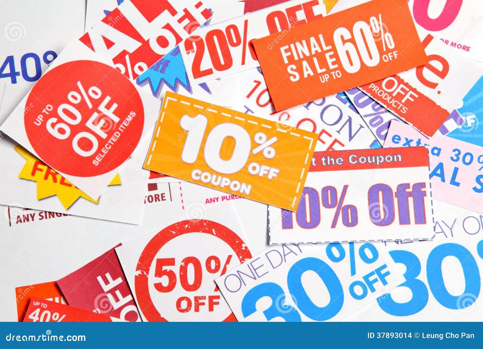 Groep coupon