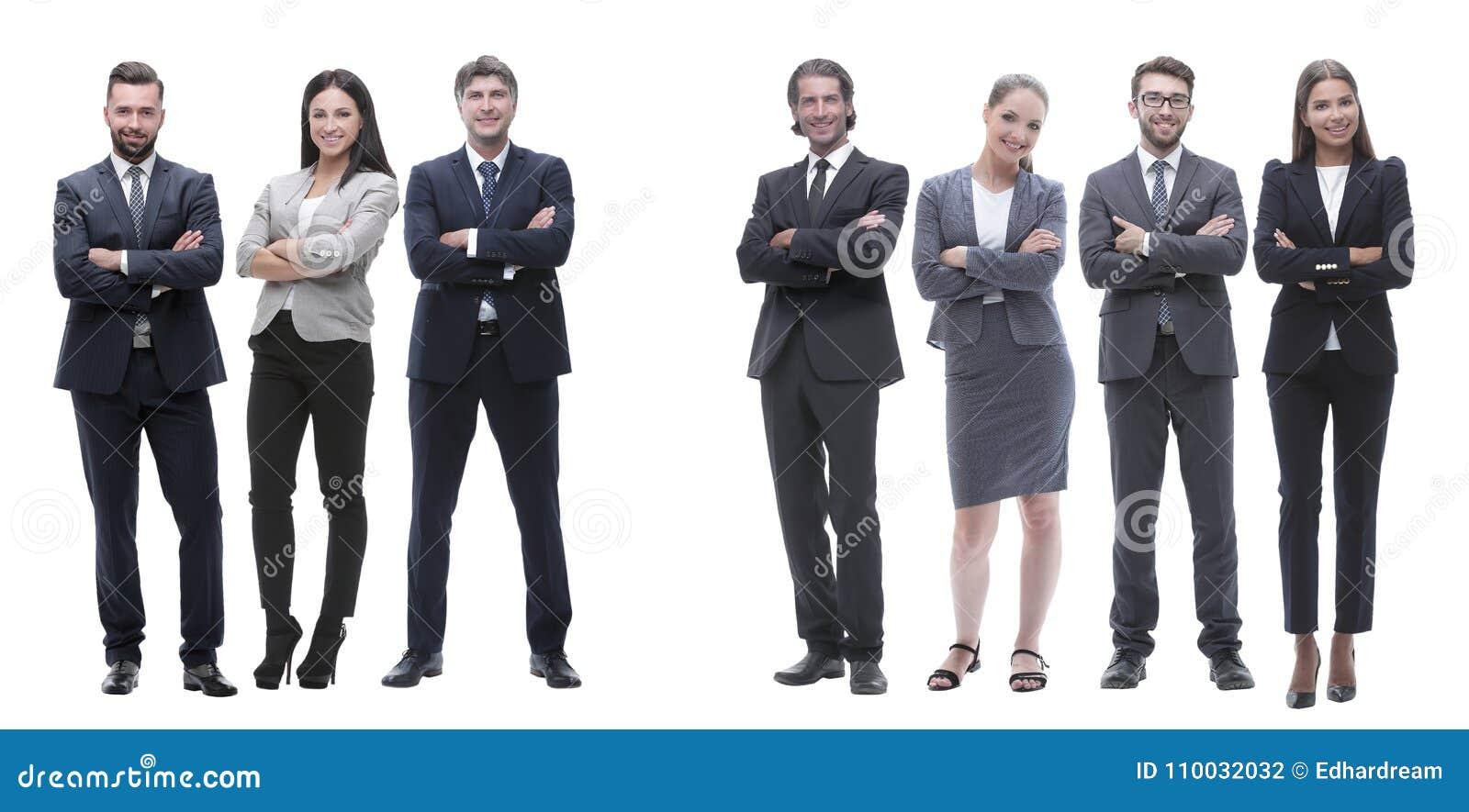 Groep diverse die mensen over witte achtergrond worden geïsoleerd