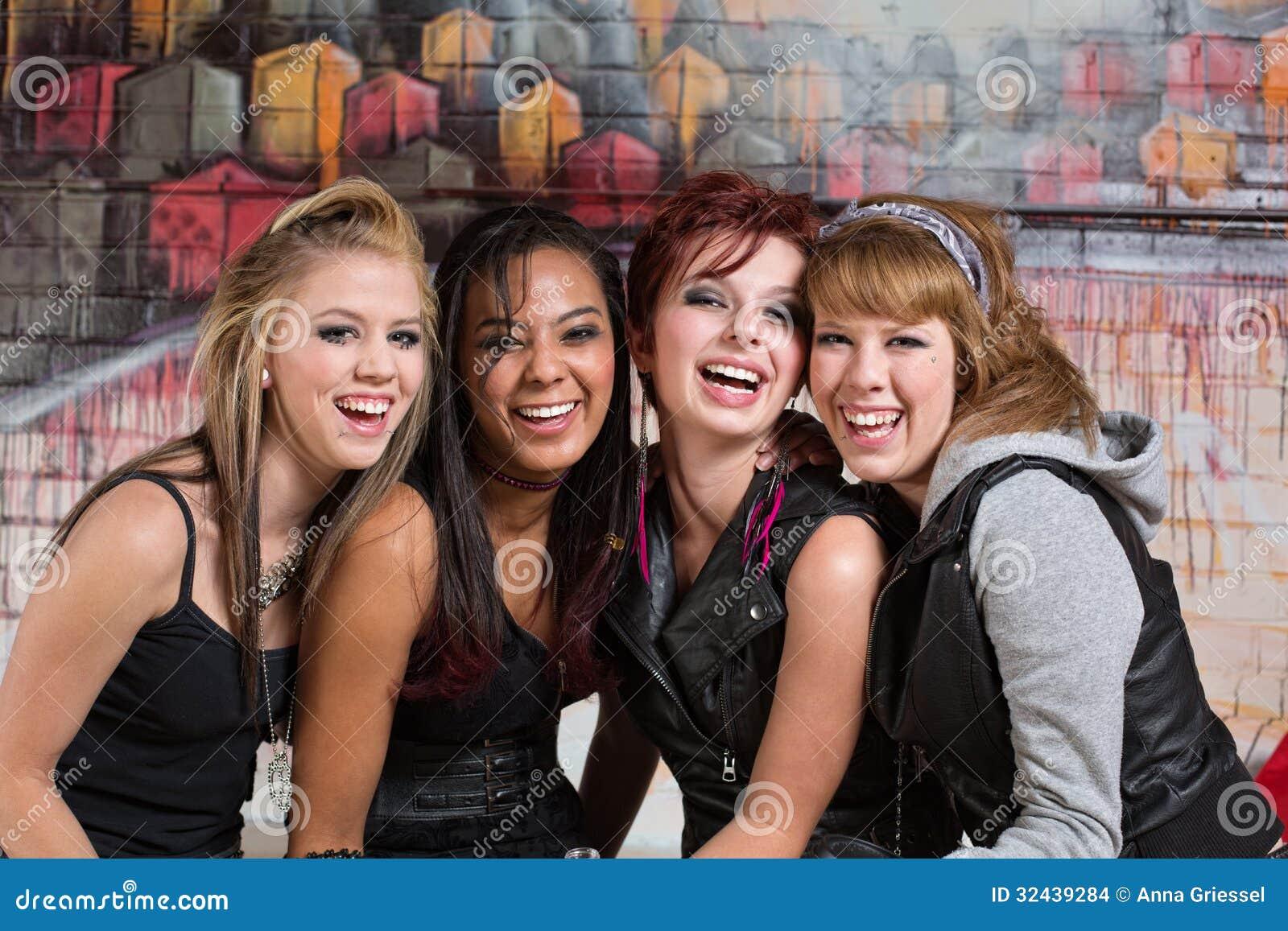 Groep het Leuke Tienerjaren Lachen