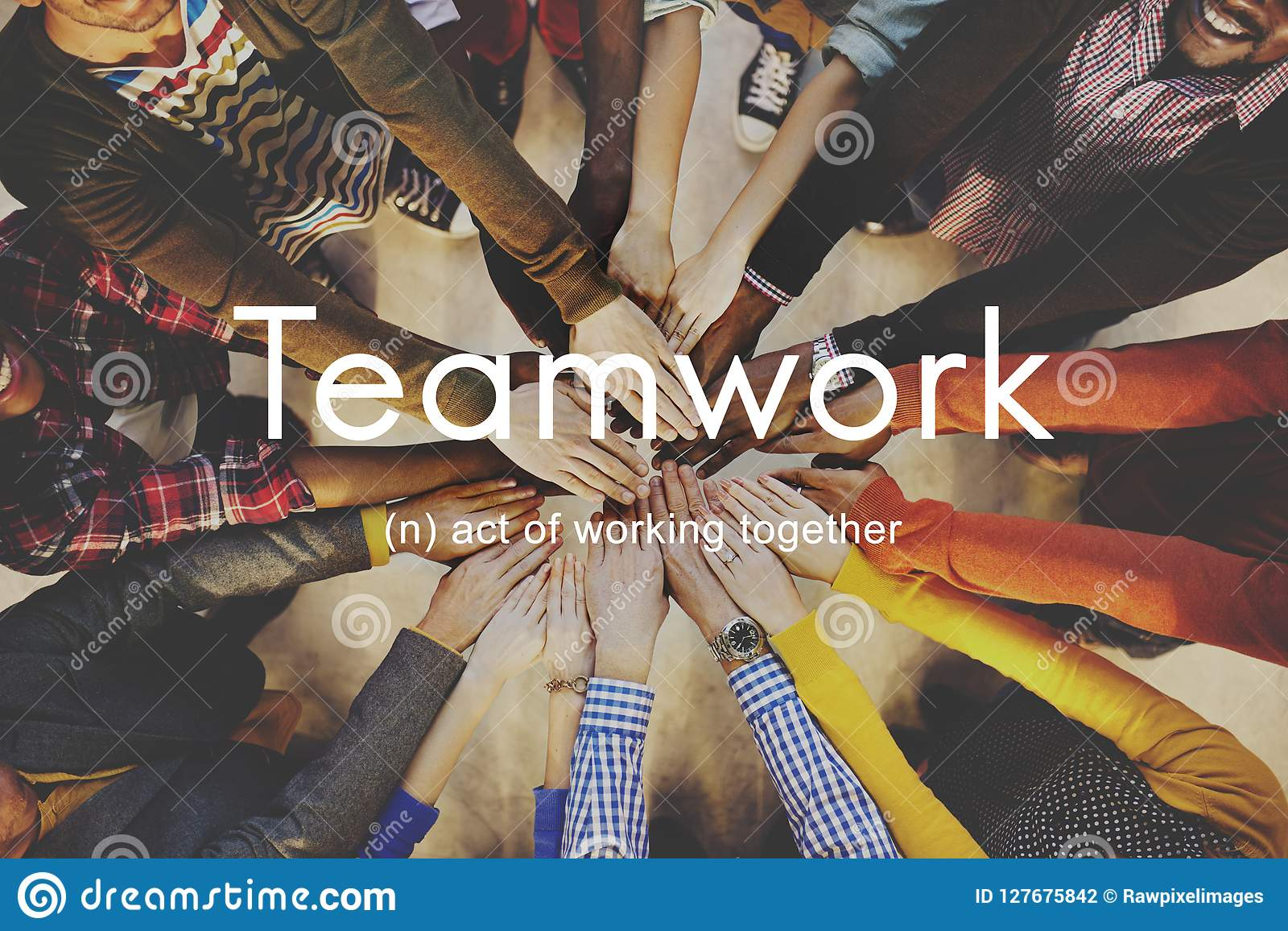 Groepswerk Alliance Collaboration Company Team Concept