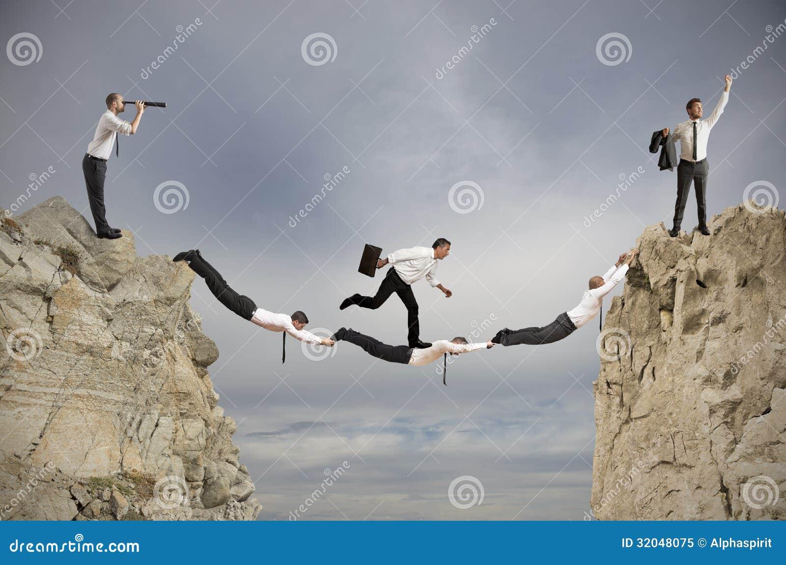 Groepswerk en succesconcept