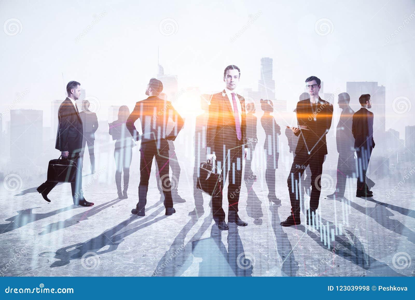 Groepswerk, vergadering en geldconcept