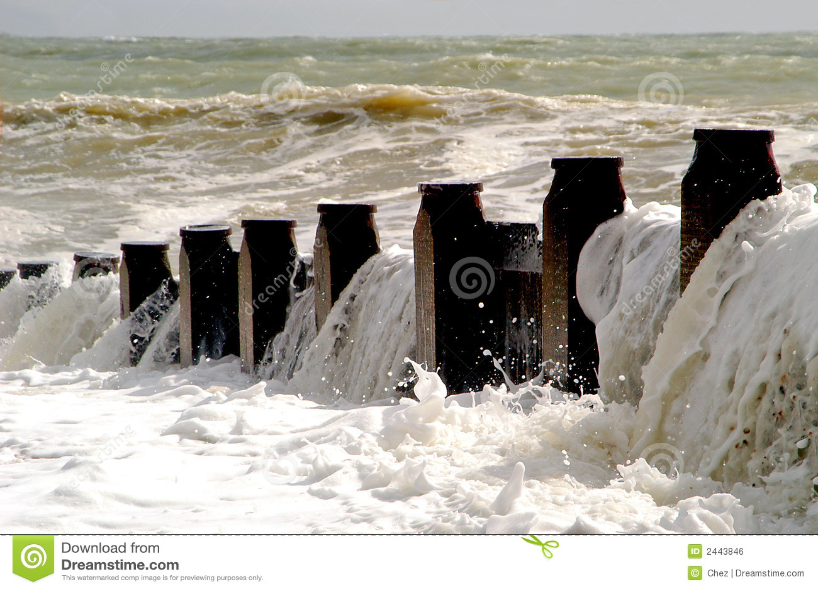 Groins Beach Breakers Uk