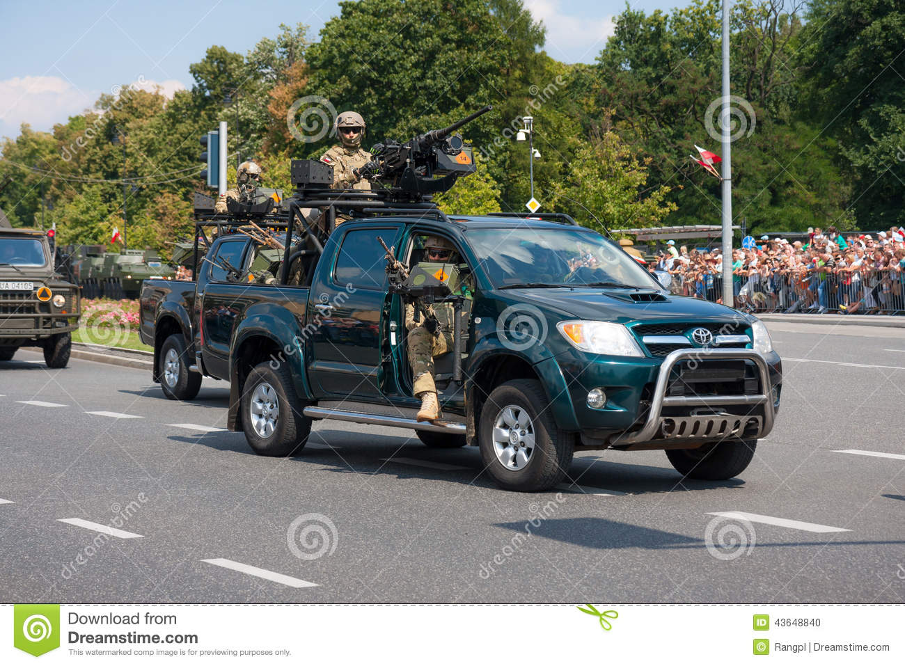 Grom Polish Elite Counter Terrorism Units Editorial