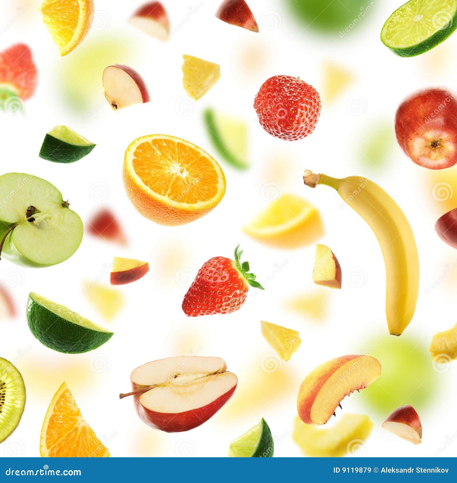 Grondement de fruit
