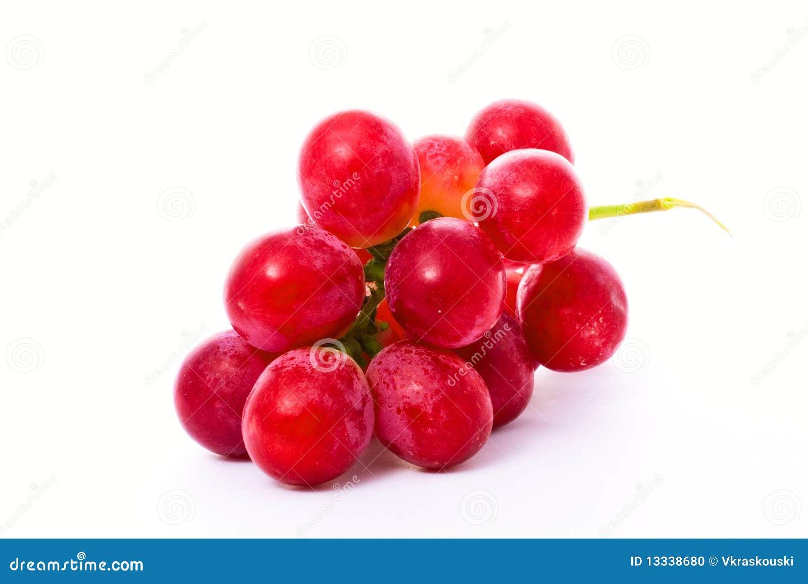 Gronowa czerwień
