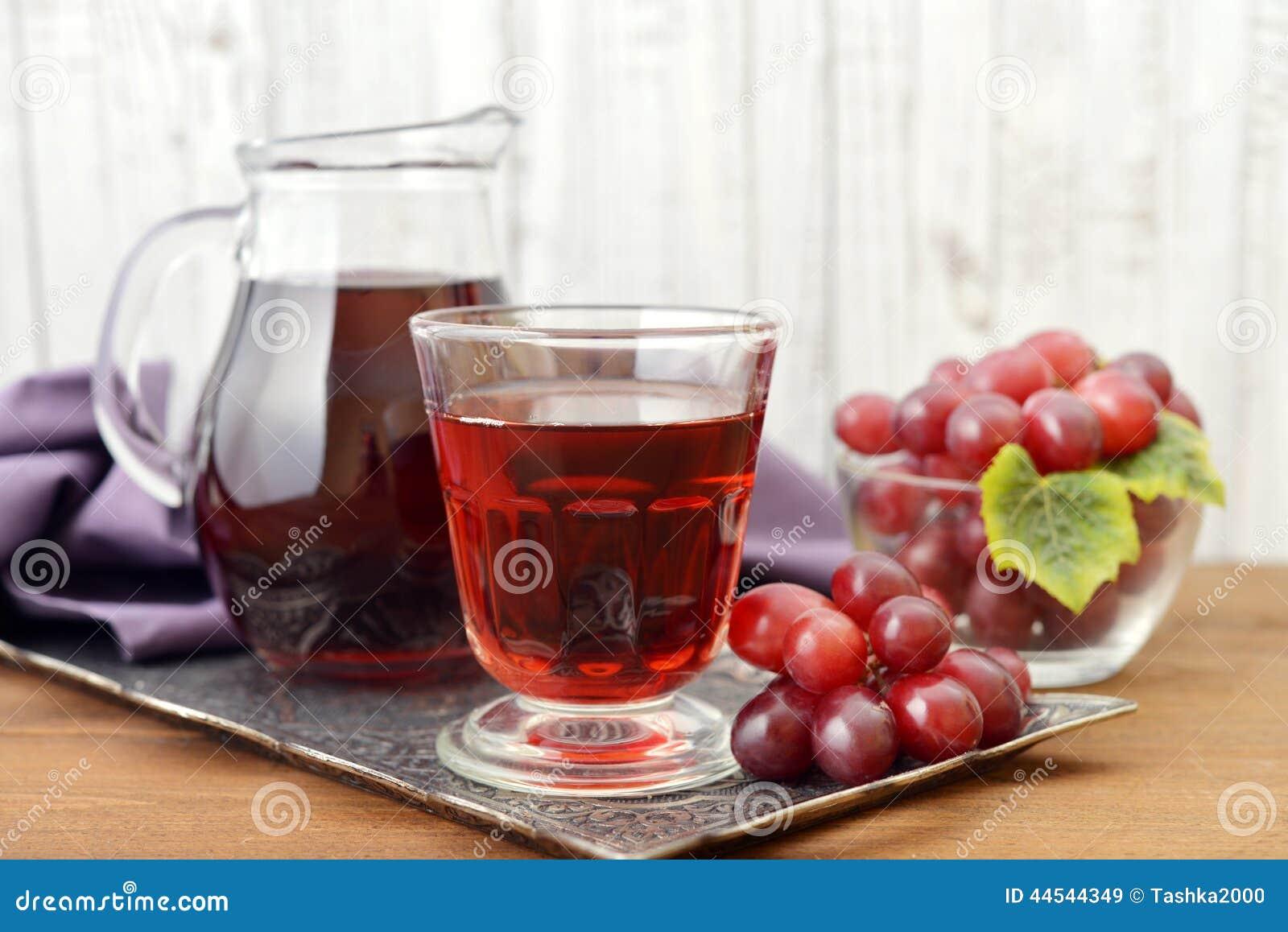 Gronowy sok