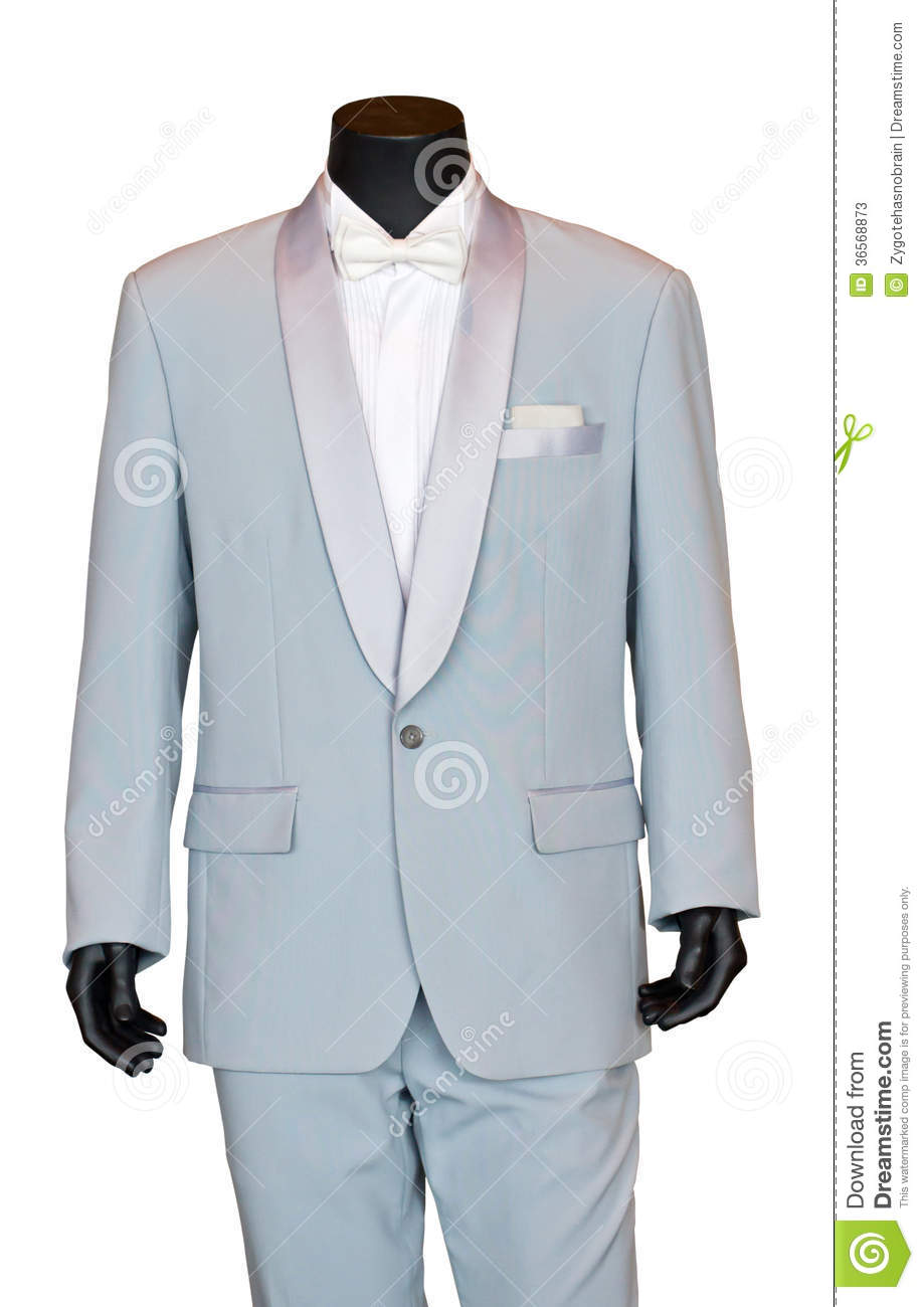 Groom\'s Wedding Suit On A Mannequin. Stock Image - Image of dummy ...