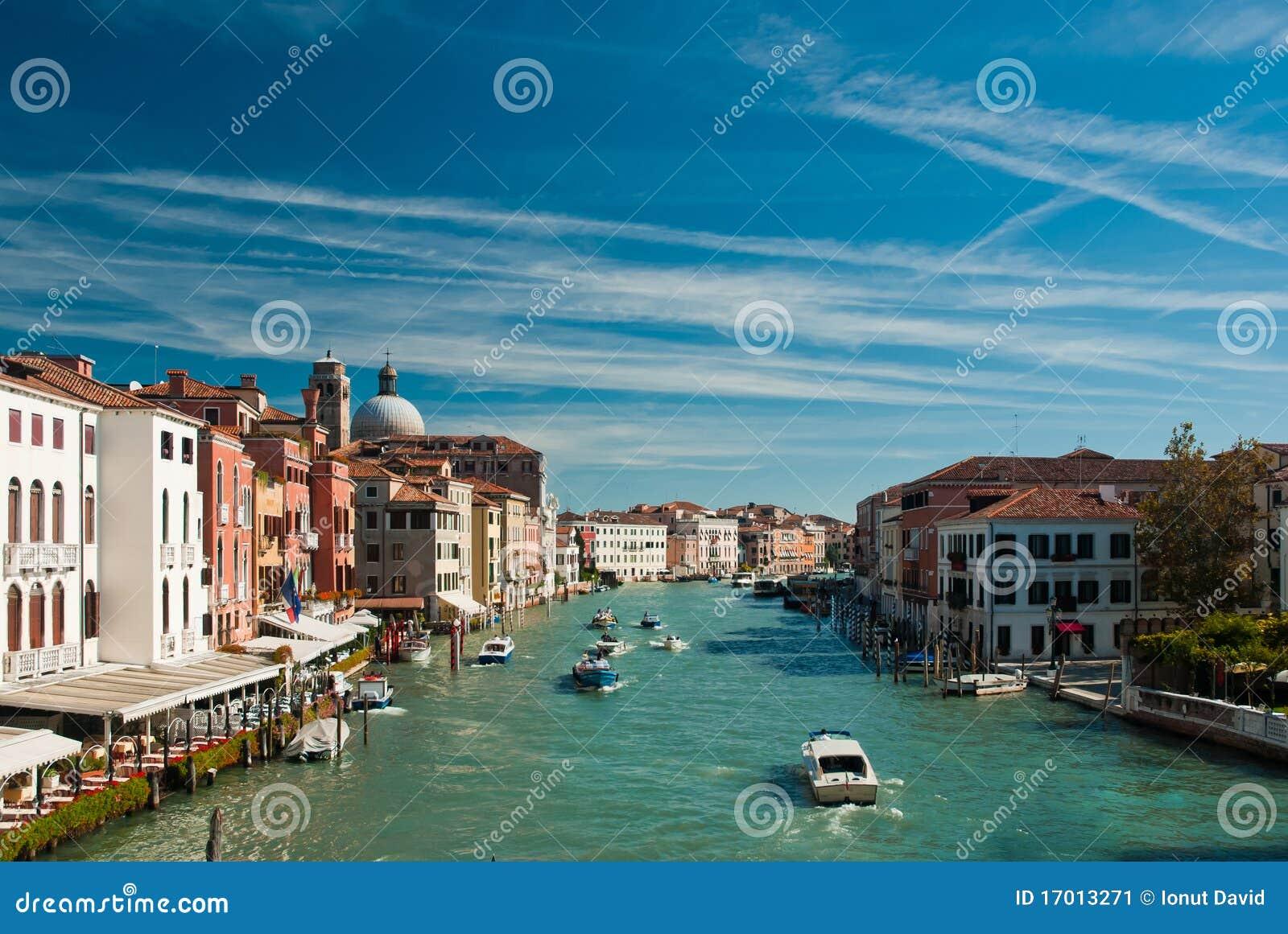 Groot Kanaal, Venetië
