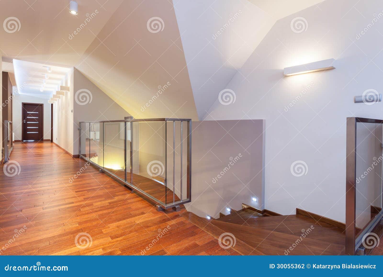 Groot ontwerp eerste verdieping stock fotografie beeld 30055362 - Moderne verdieping ...