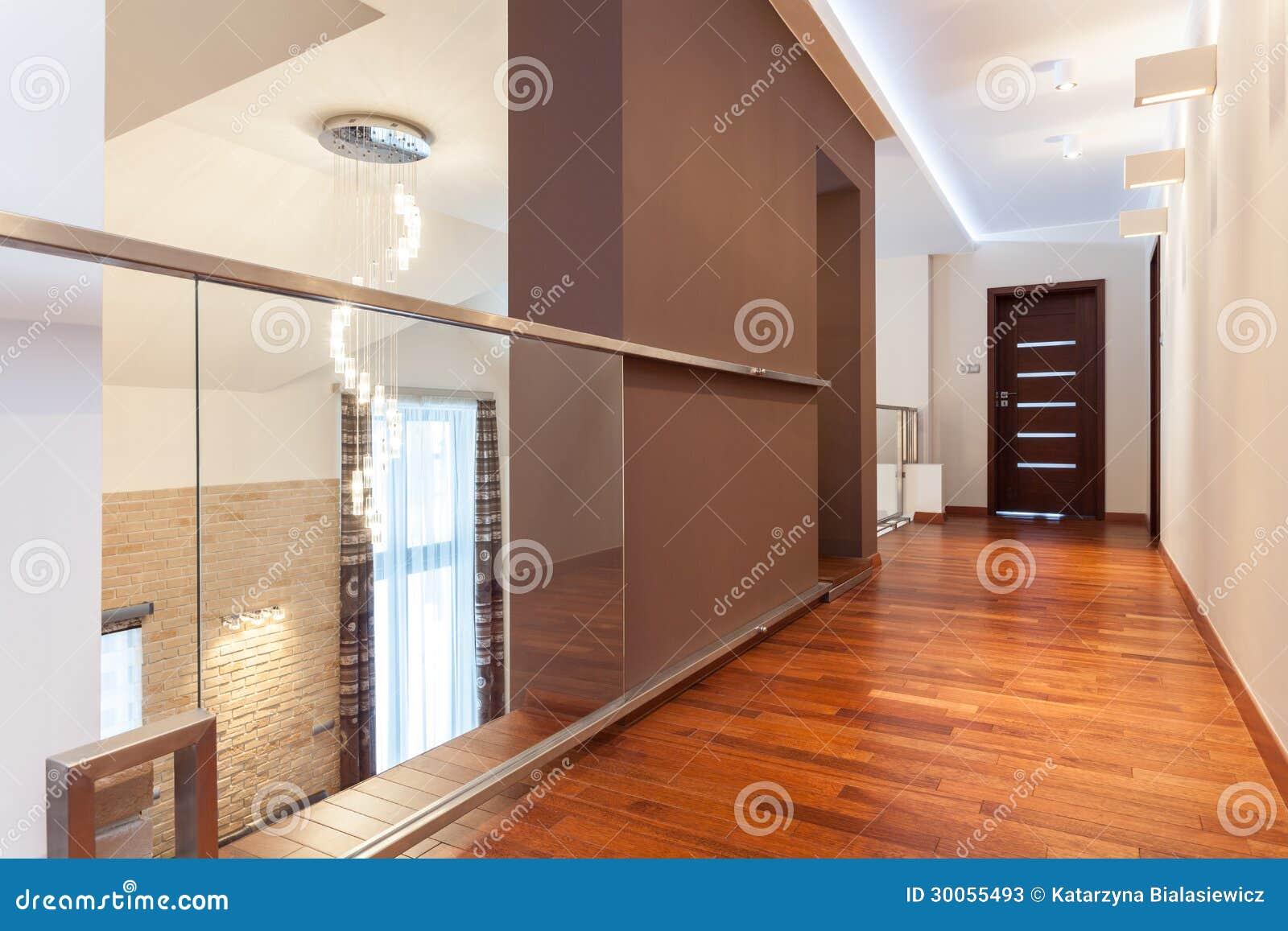 Groot ontwerp gang stock afbeelding afbeelding bestaande uit modieus 30055493 - Deco gang huis ...