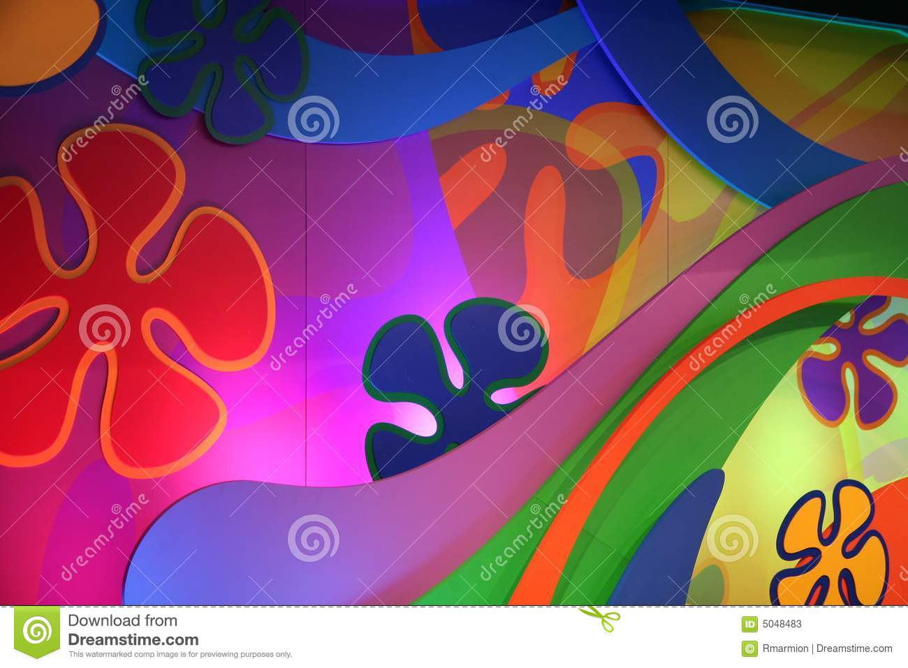 Groovy Background Stock Image Image Of Purple Color
