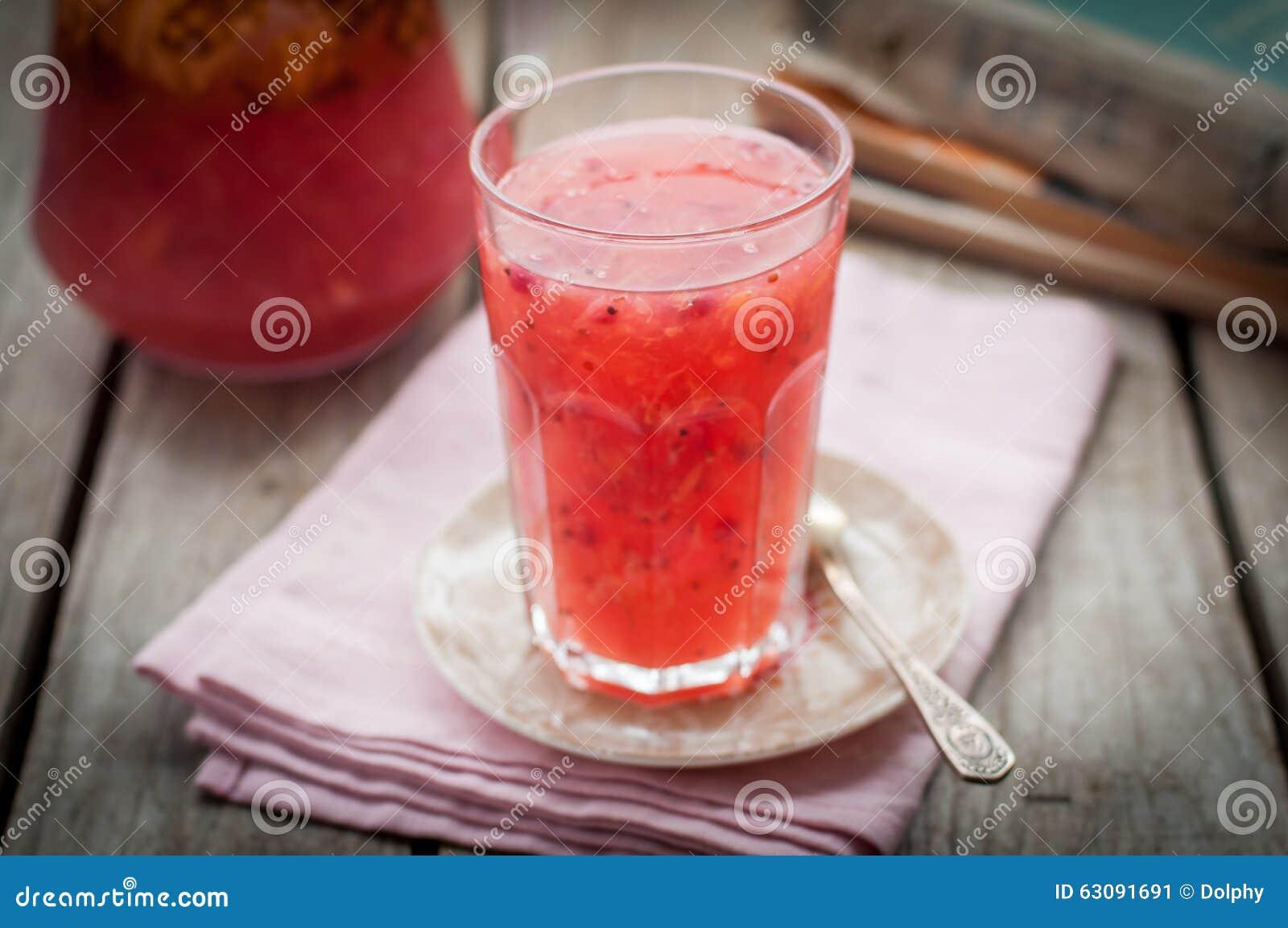 Download Groseille Rouge Et Imbécile Orange Image stock - Image du cerise, frais: 63091691