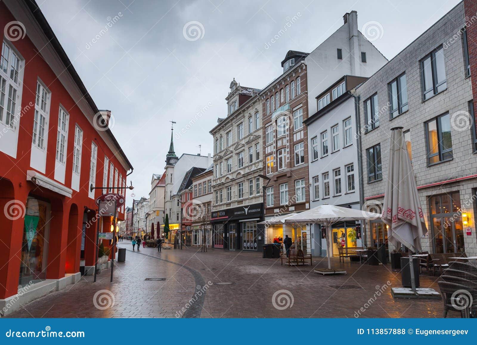 Flensburg Shopping