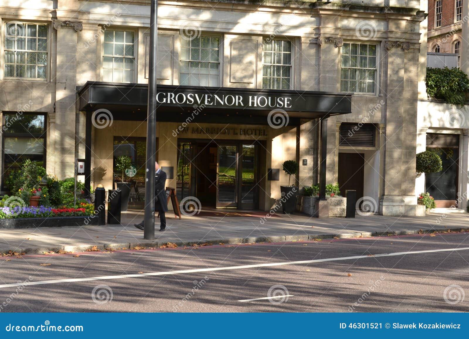 Jw Marriott Hotel London