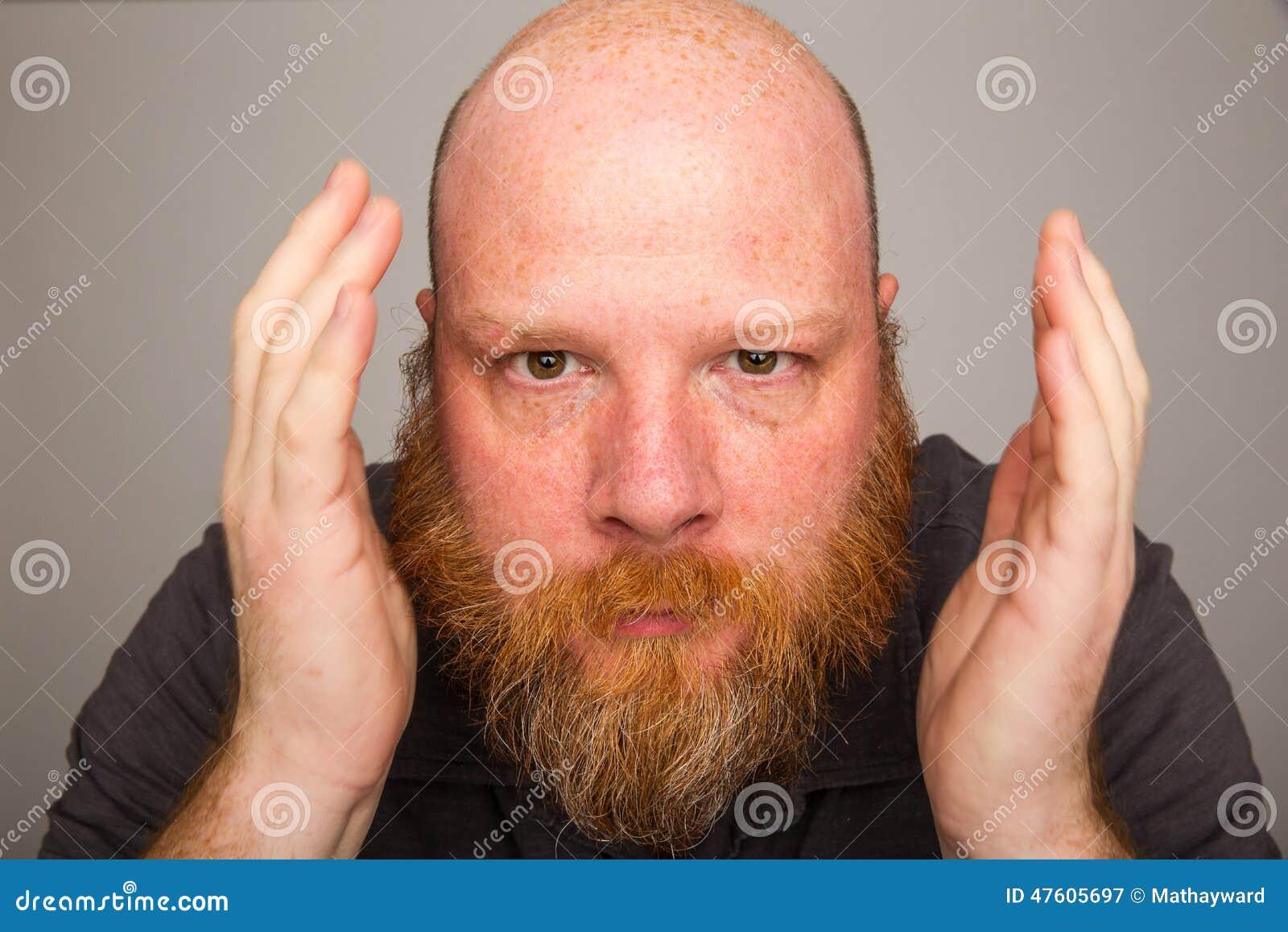 Grote baard