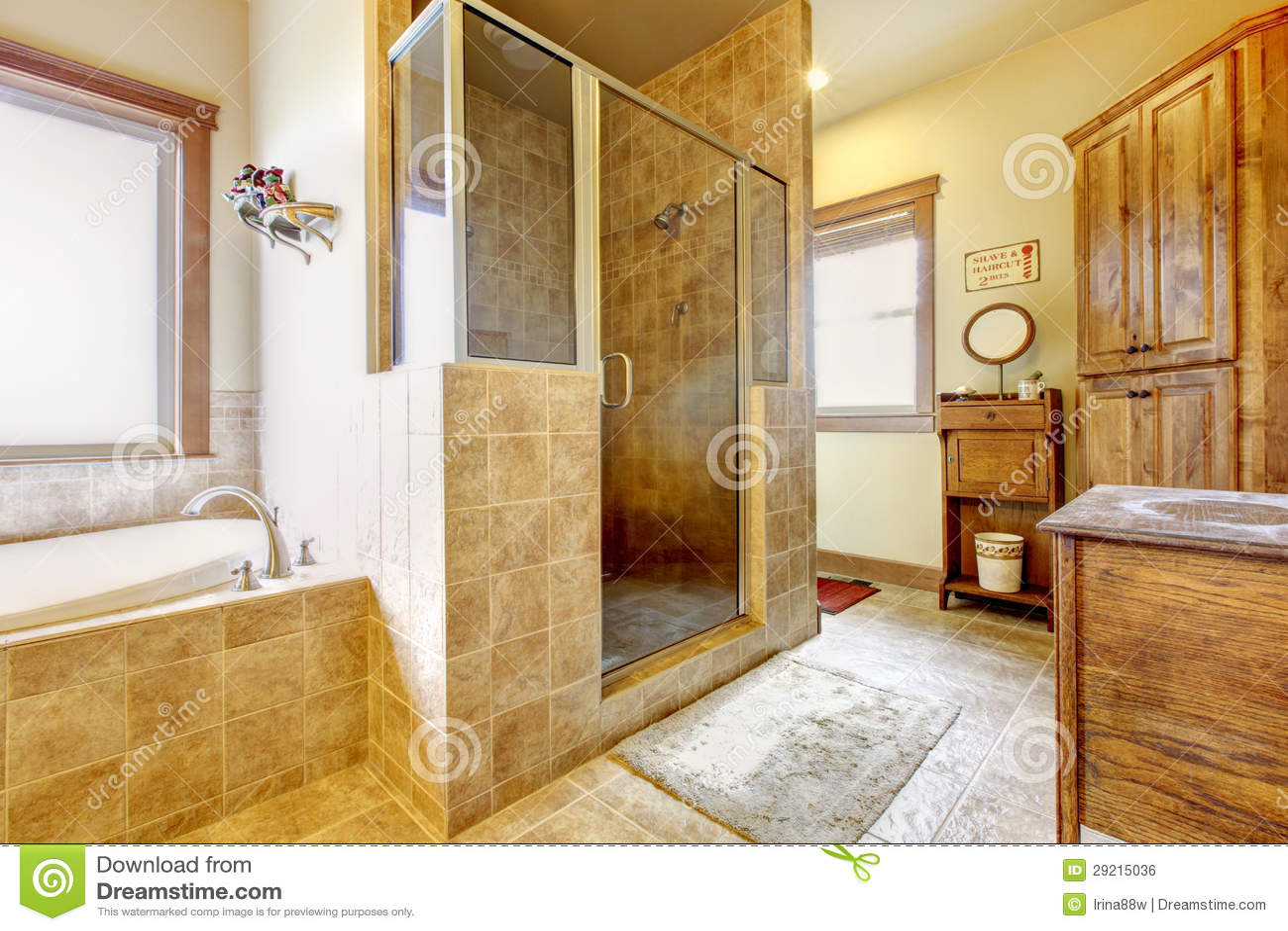 badkamer feng shui badkamer feng shui grote badkamers met houten, Meubels Ideeën