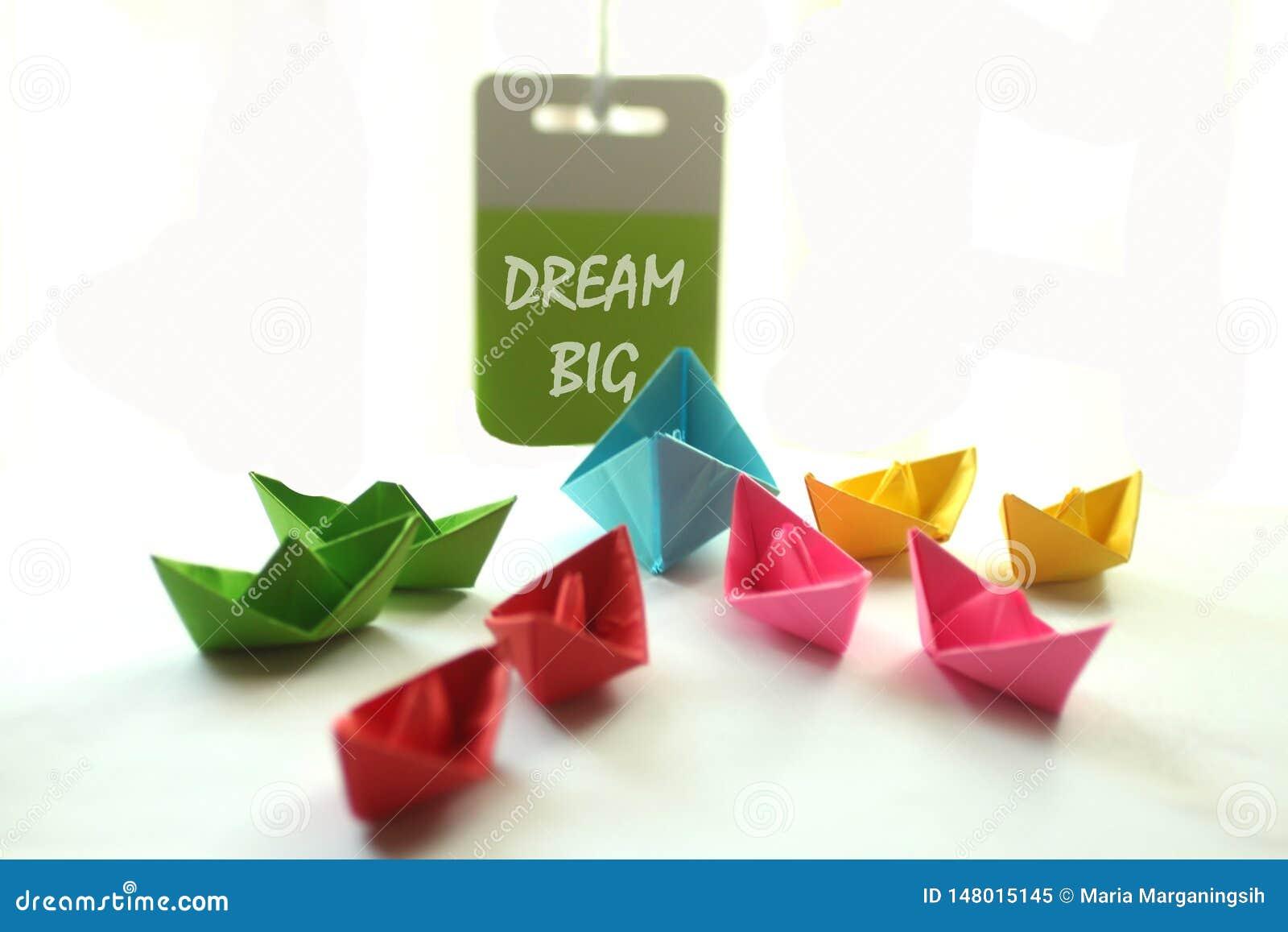 Grote droom E