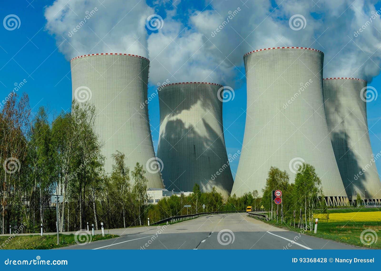 Grote kernenergieinstallatie