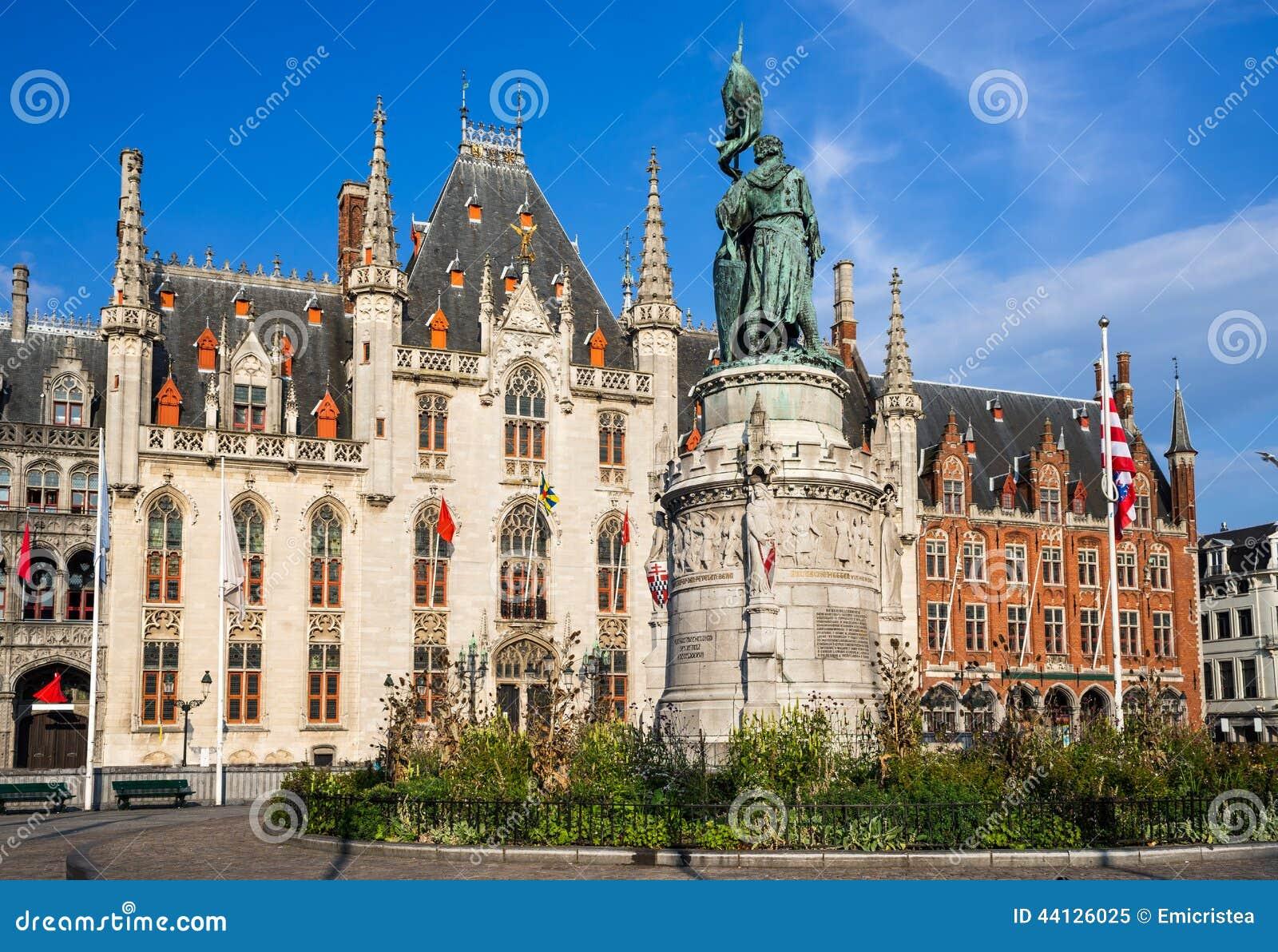 Grote Markt, Bruges, Flanders