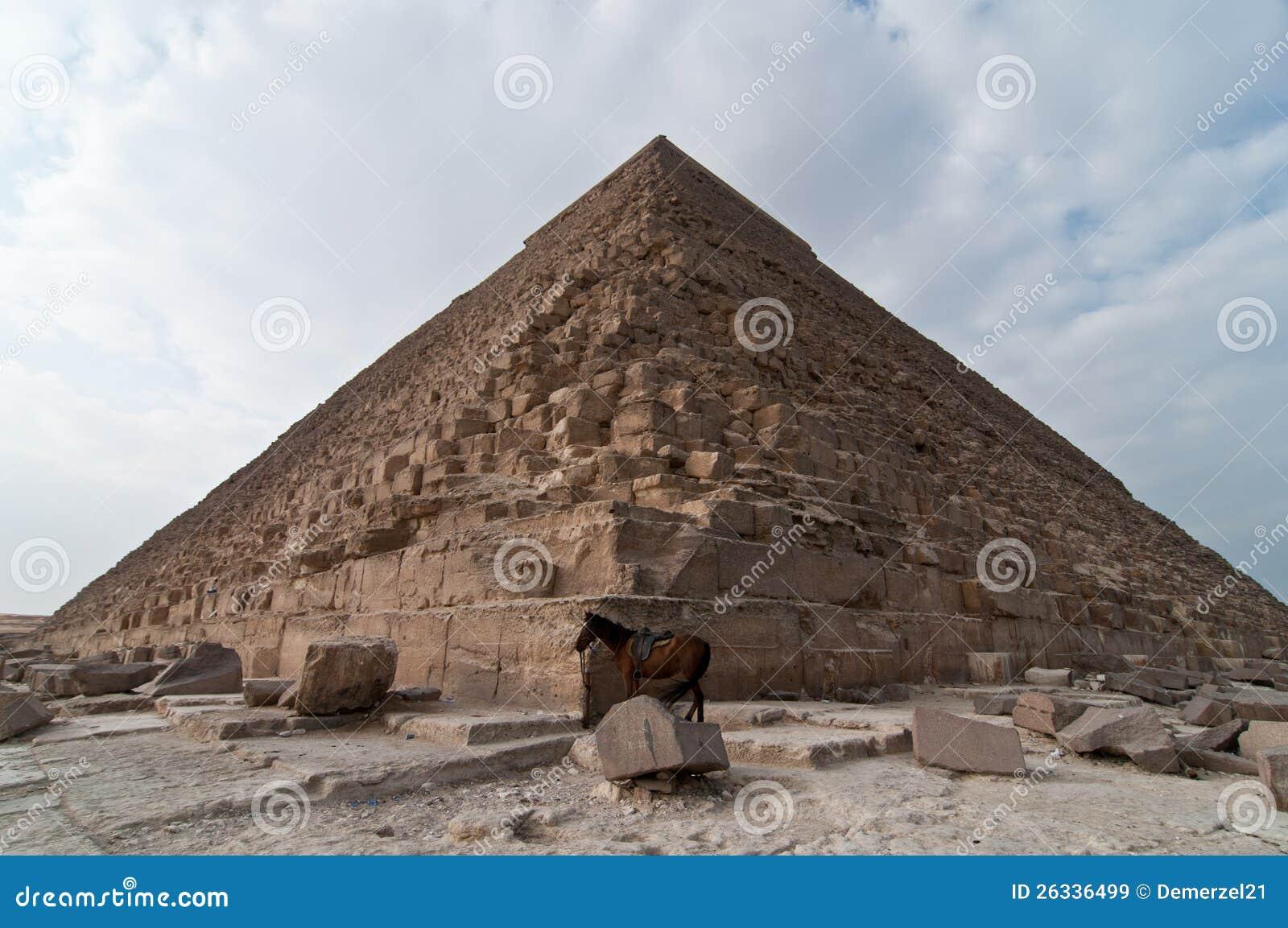Grote Piramide van Giza