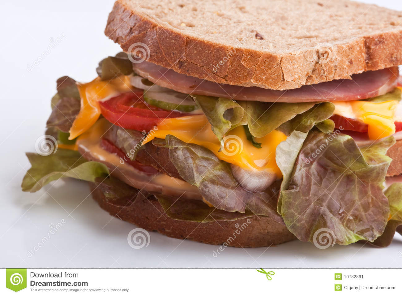 Grote sandwich