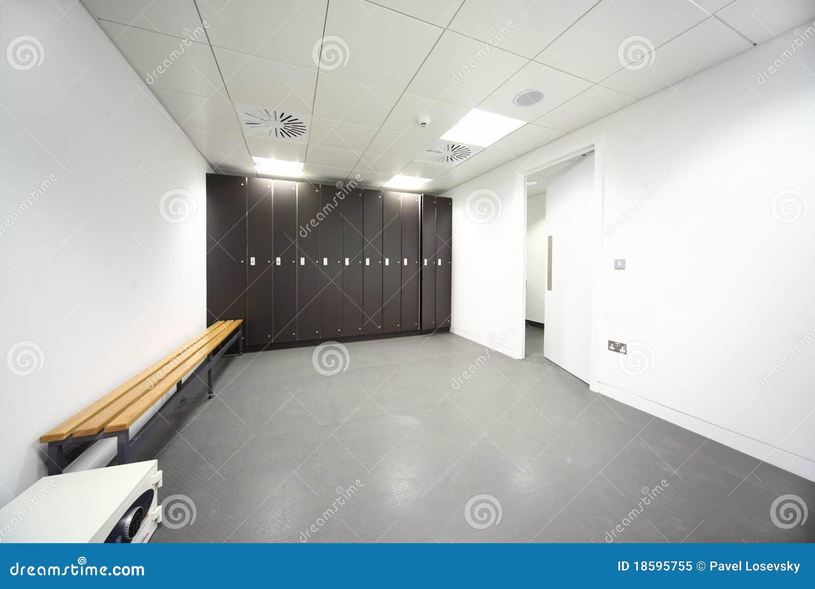 Grote schone ruimte stock afbeelding afbeelding bestaande uit meetkunde 18595755 - Grote kleedkamer ...
