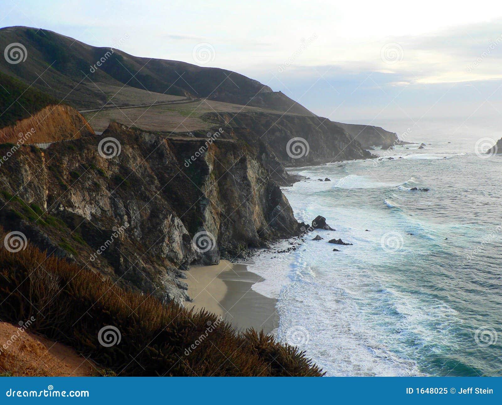 Grote Sur, Californië