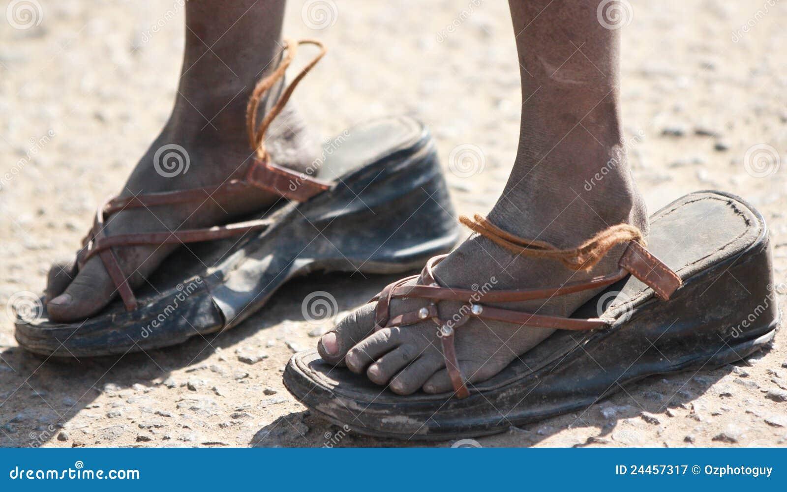 grote schoenen