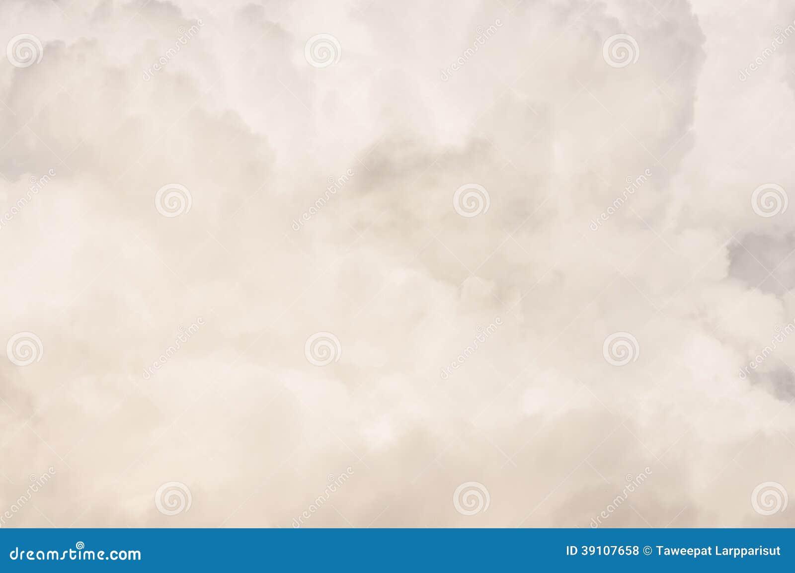 Grote wolk