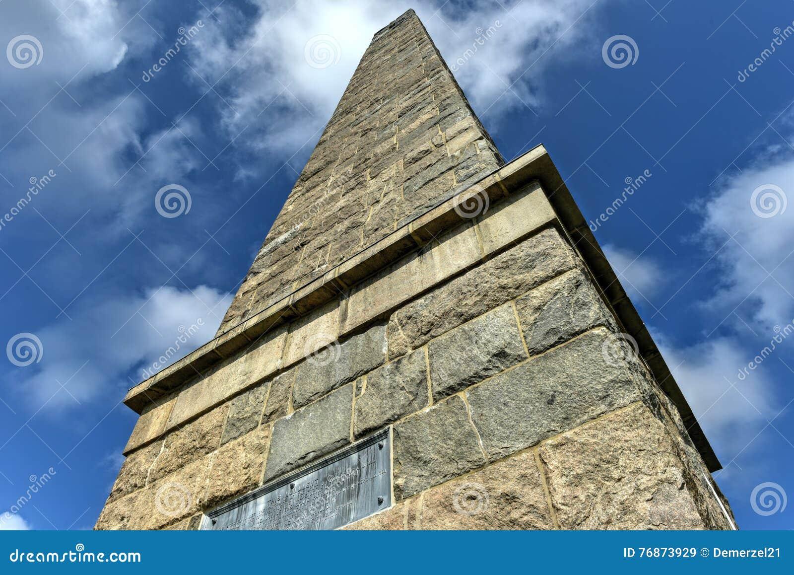 Groton-Monument - Connecticut