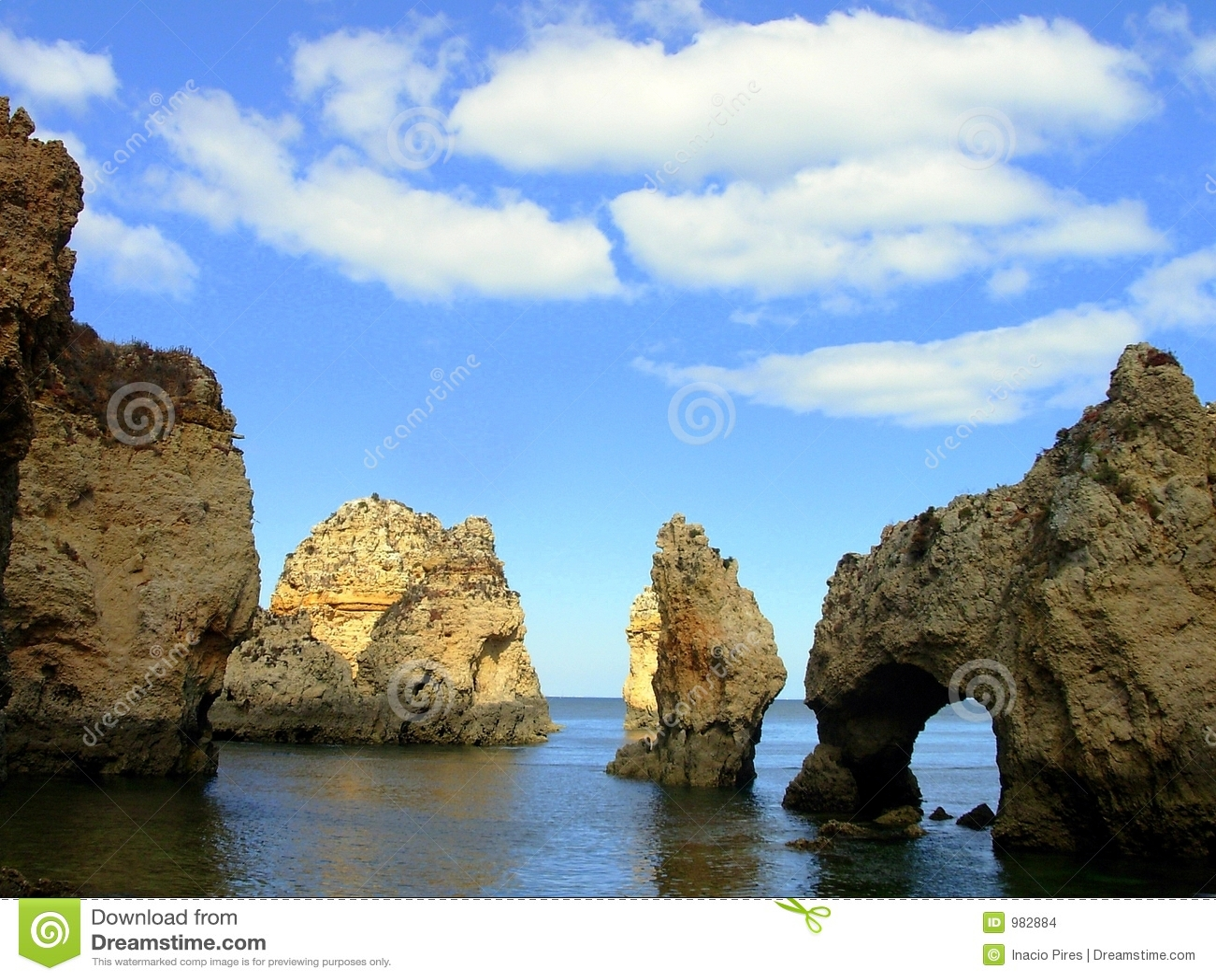 Grottos lagos