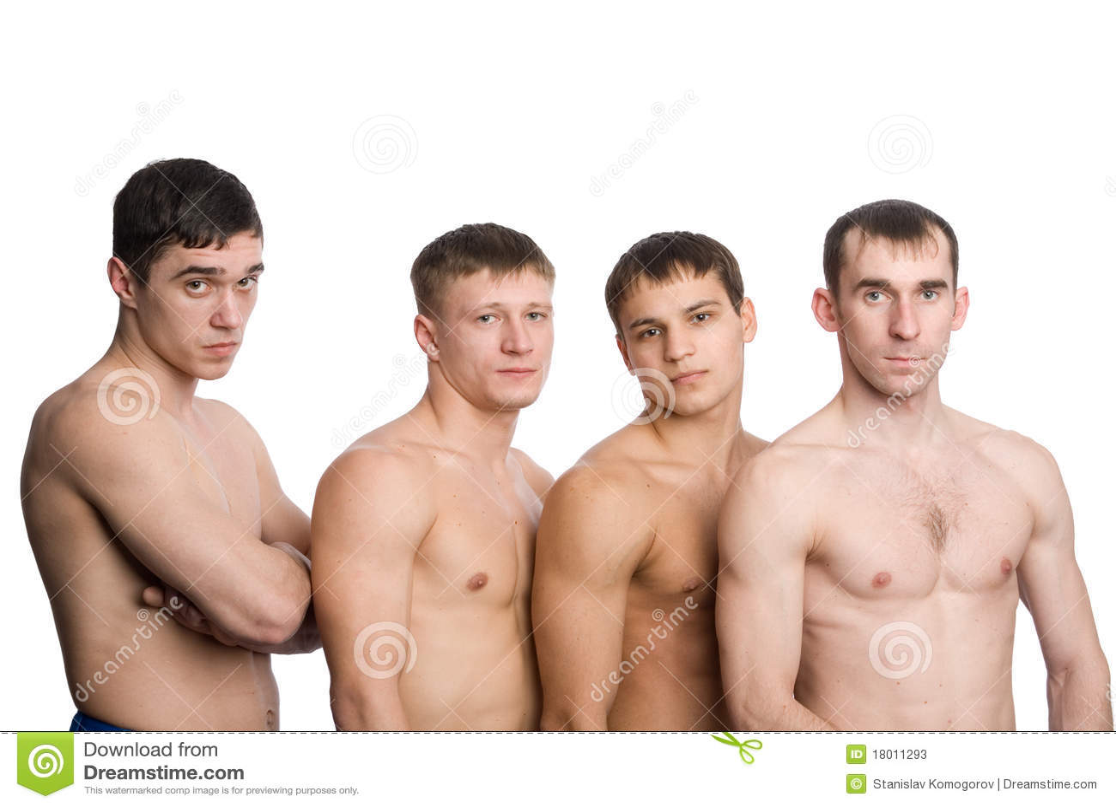 Group Of Guys 79
