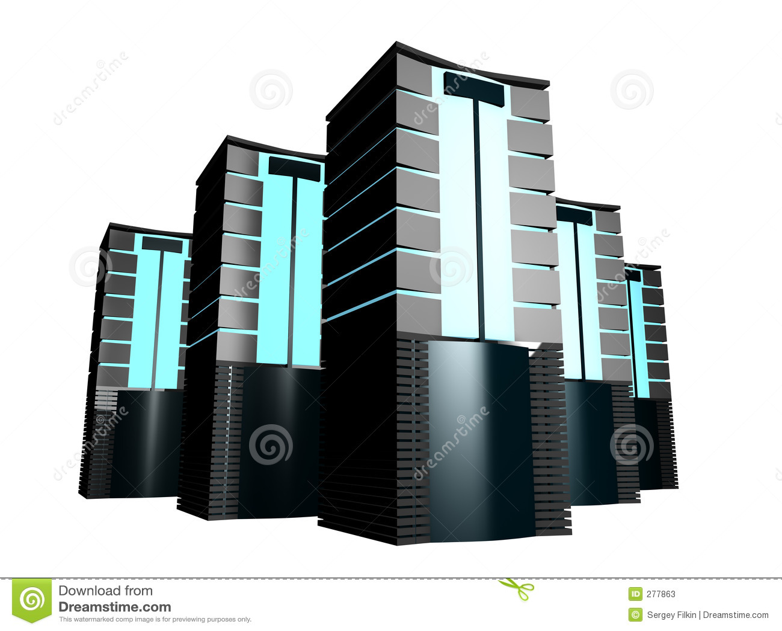 Group Servers 3