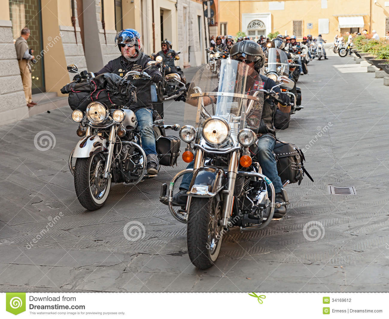 A group of bikers riding harley davidson editorial photography a group of bikers riding harley davidson rider fashioned kristyandbryce Image collections