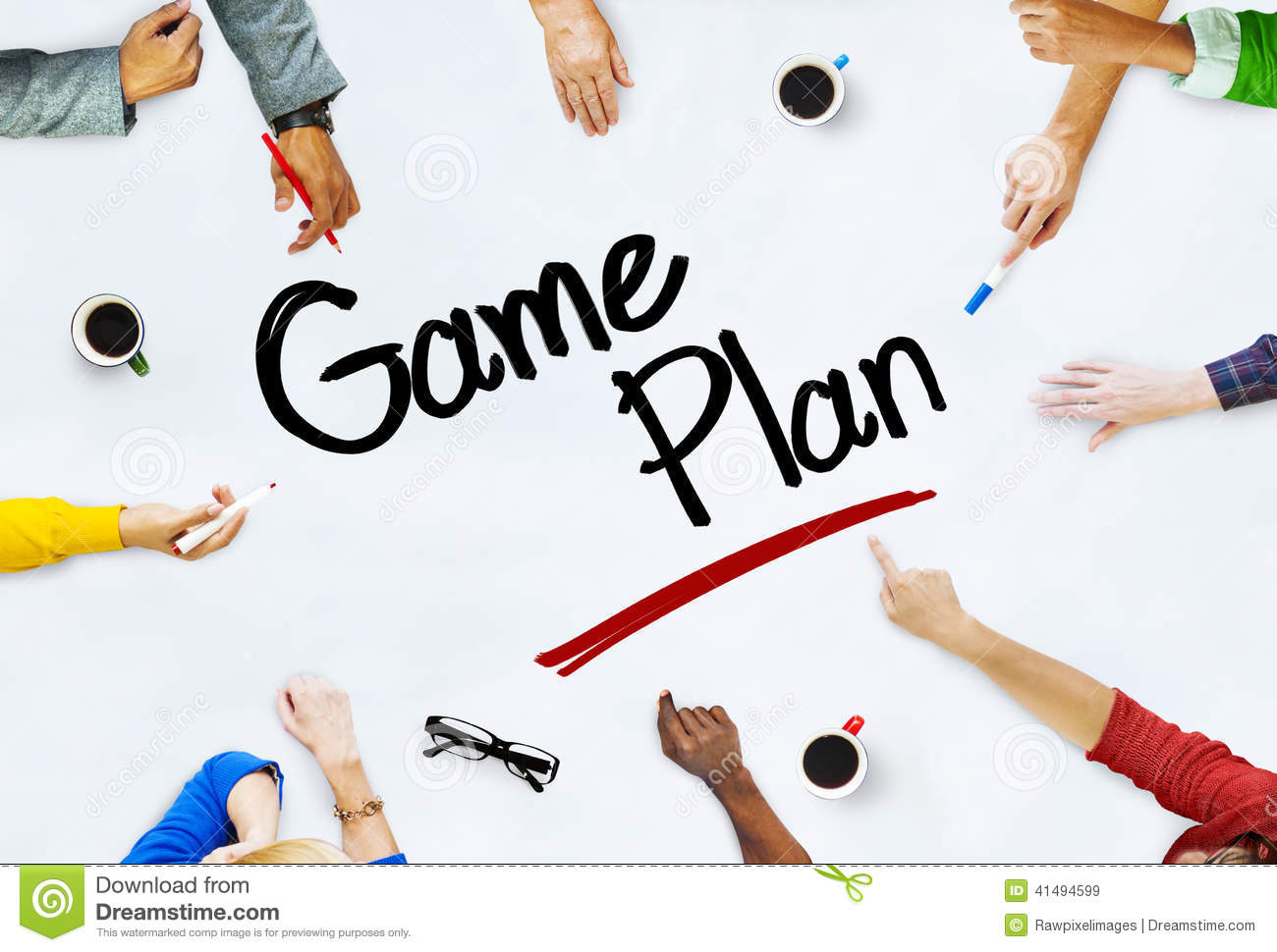 Gaming related business plan