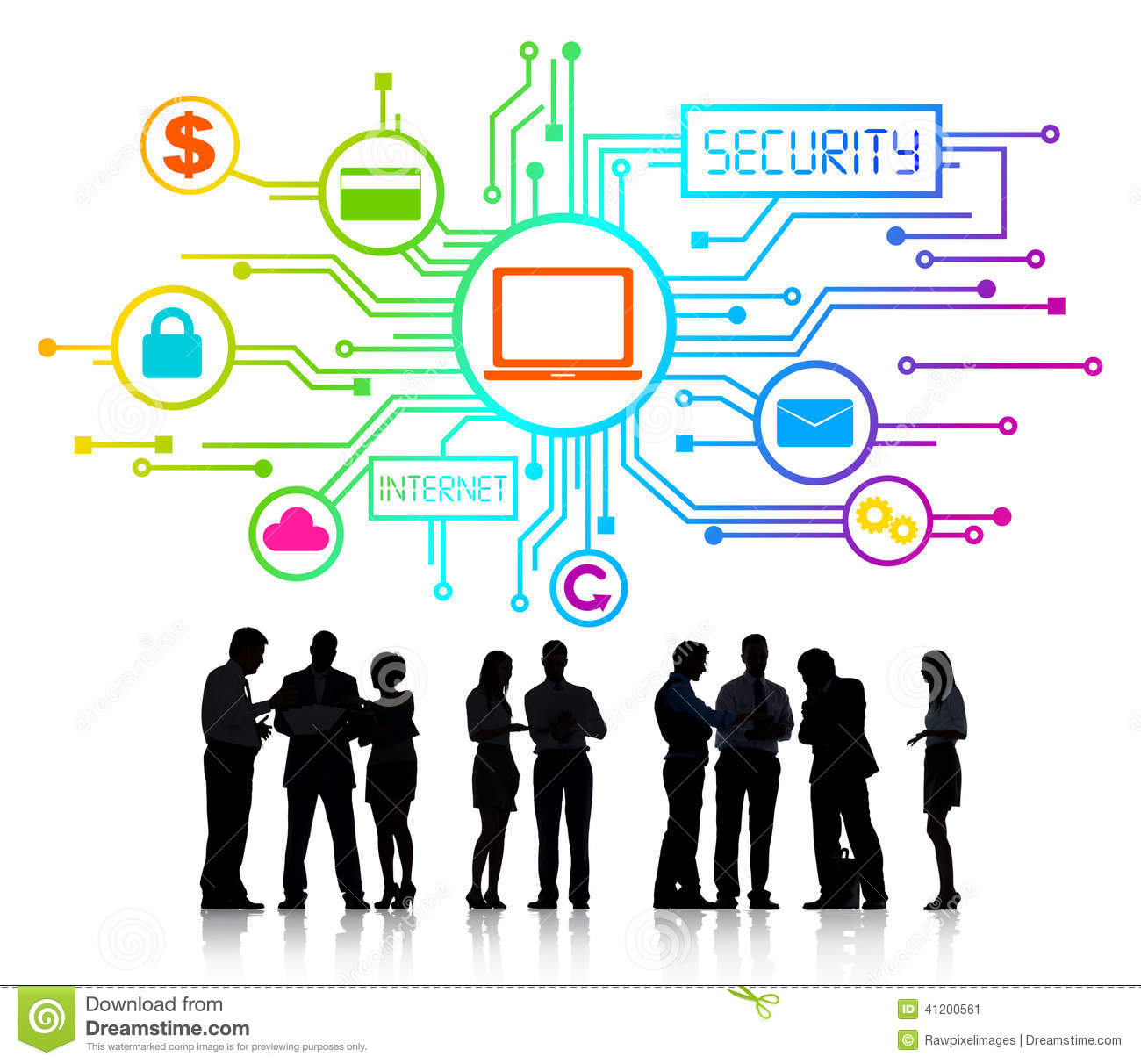 a discussion on computer security in business Netlitigation: news and discussion about developments in internet law community pages, submission, management resources, for example, cobit, computer security management, business continuity planning, and more.