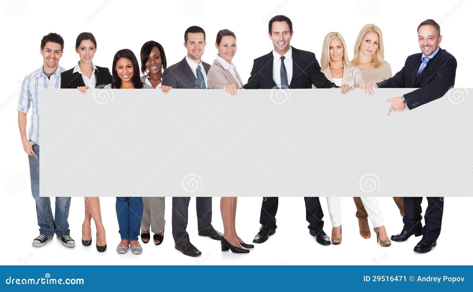 presenting company