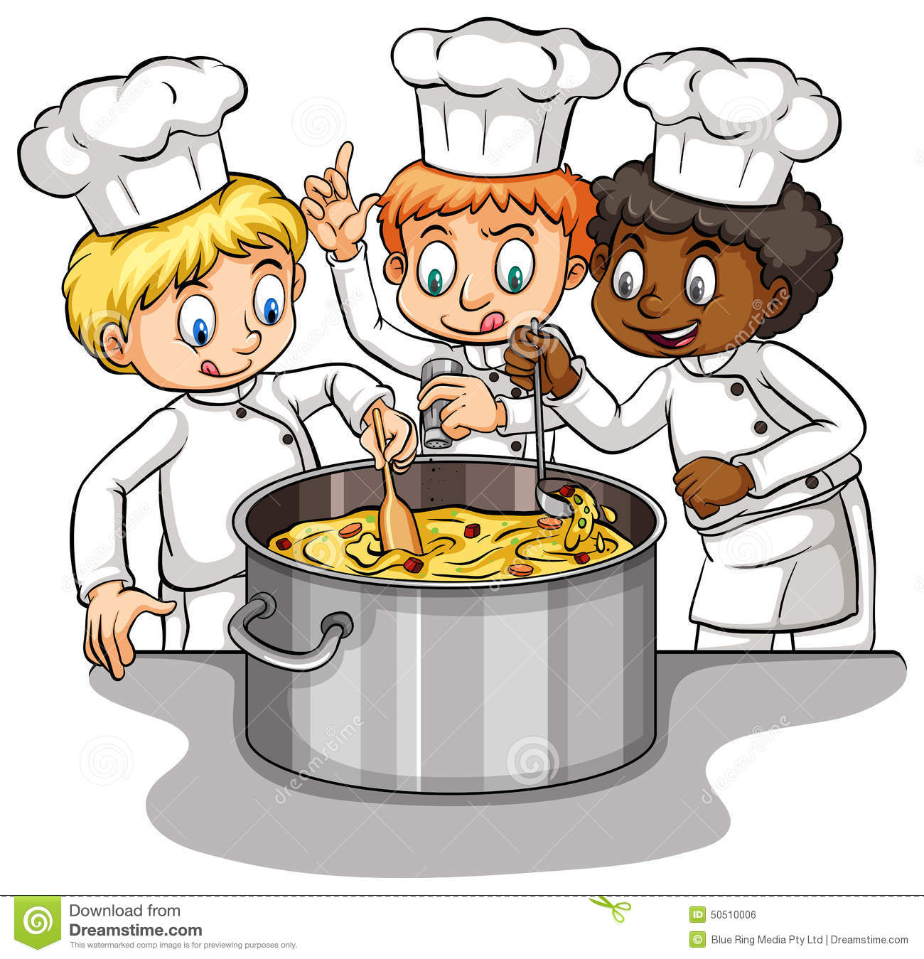 a group of chefs idiom stock vector image 50510006 Magic Beans Clip Art beanstalk clipart