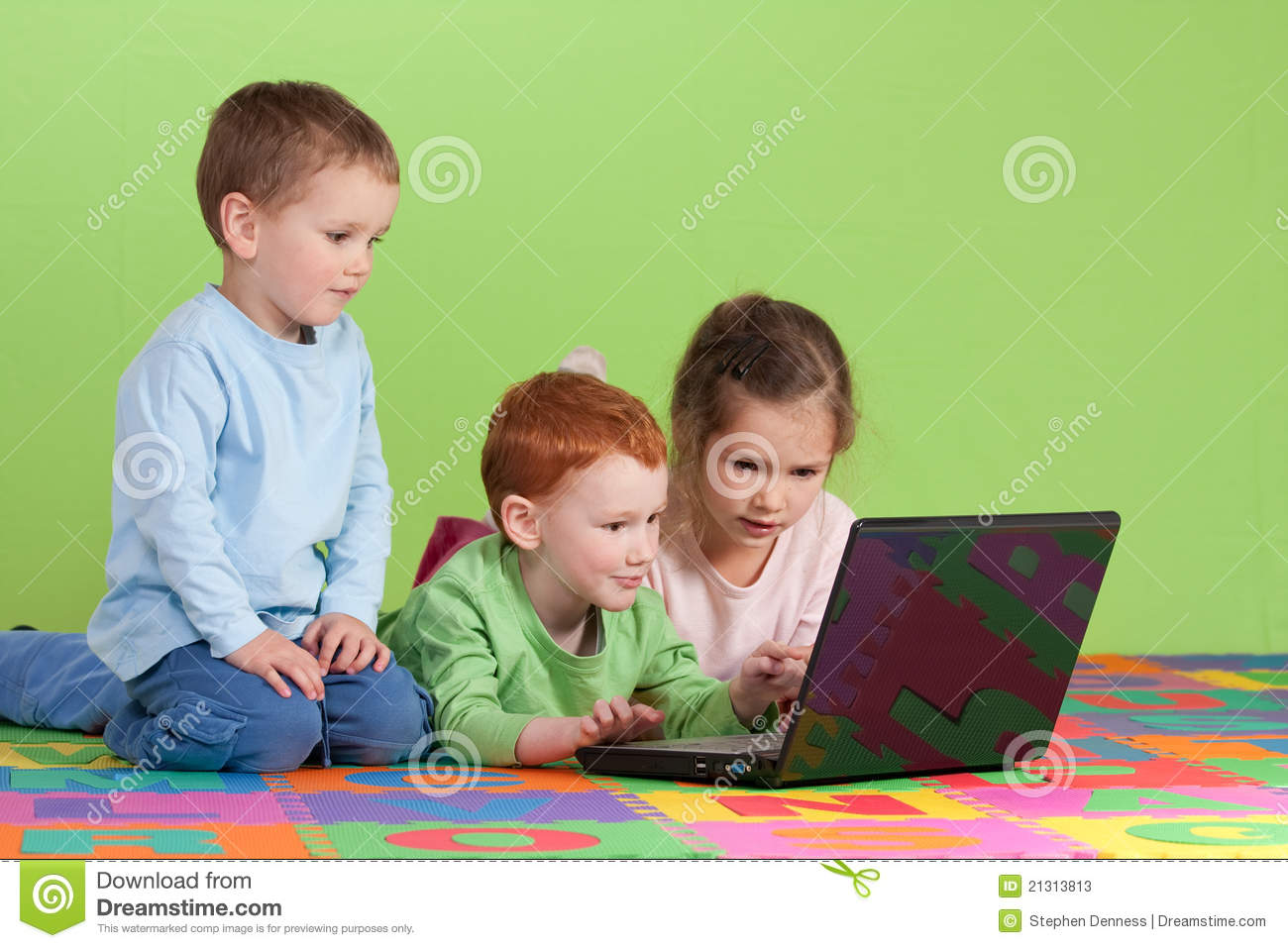 Worksheet Learning With Kids children learning with kids letters and computer royalty free group of on stock photos