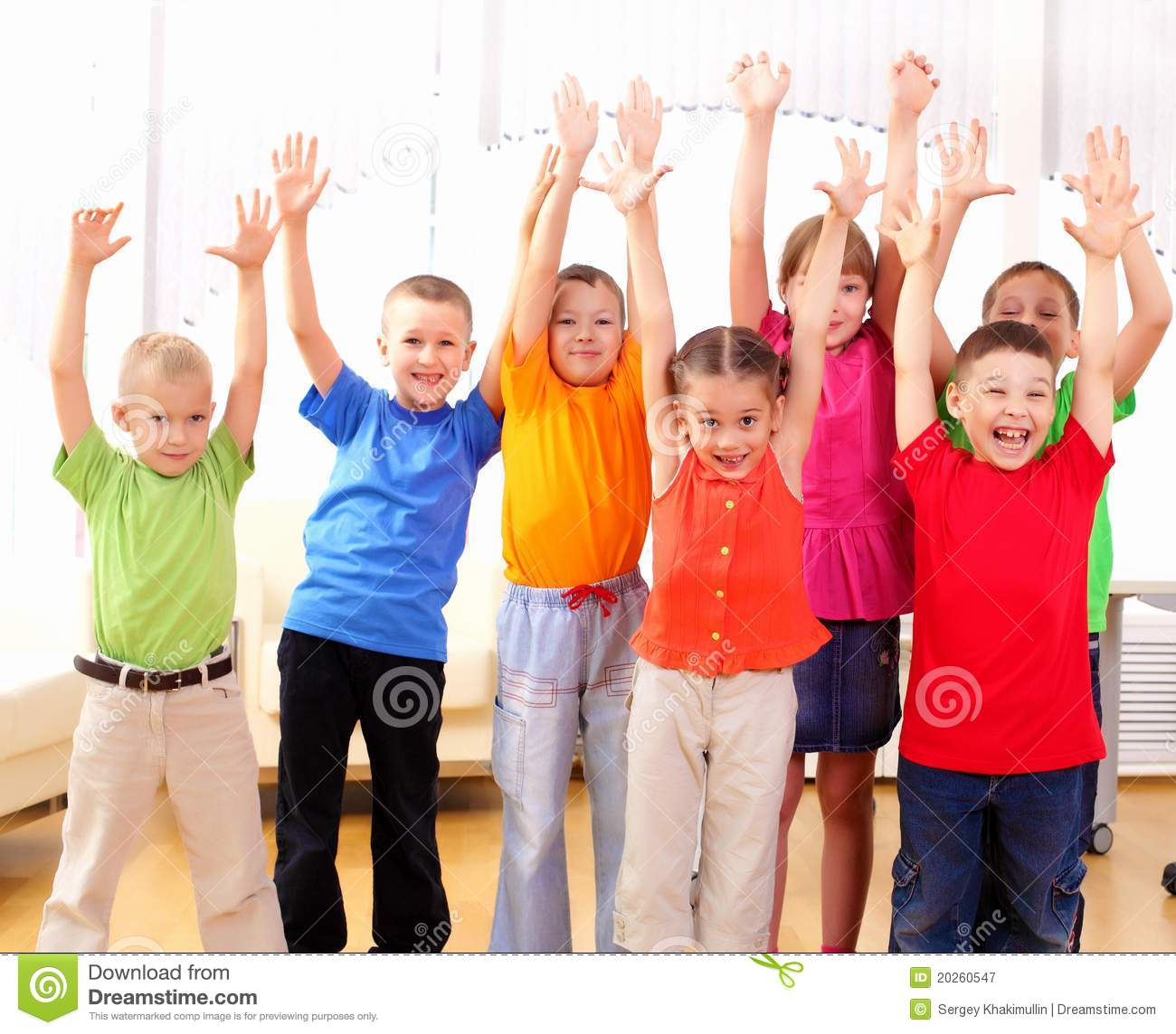 Group Classmates Royalty Free Stock Photography