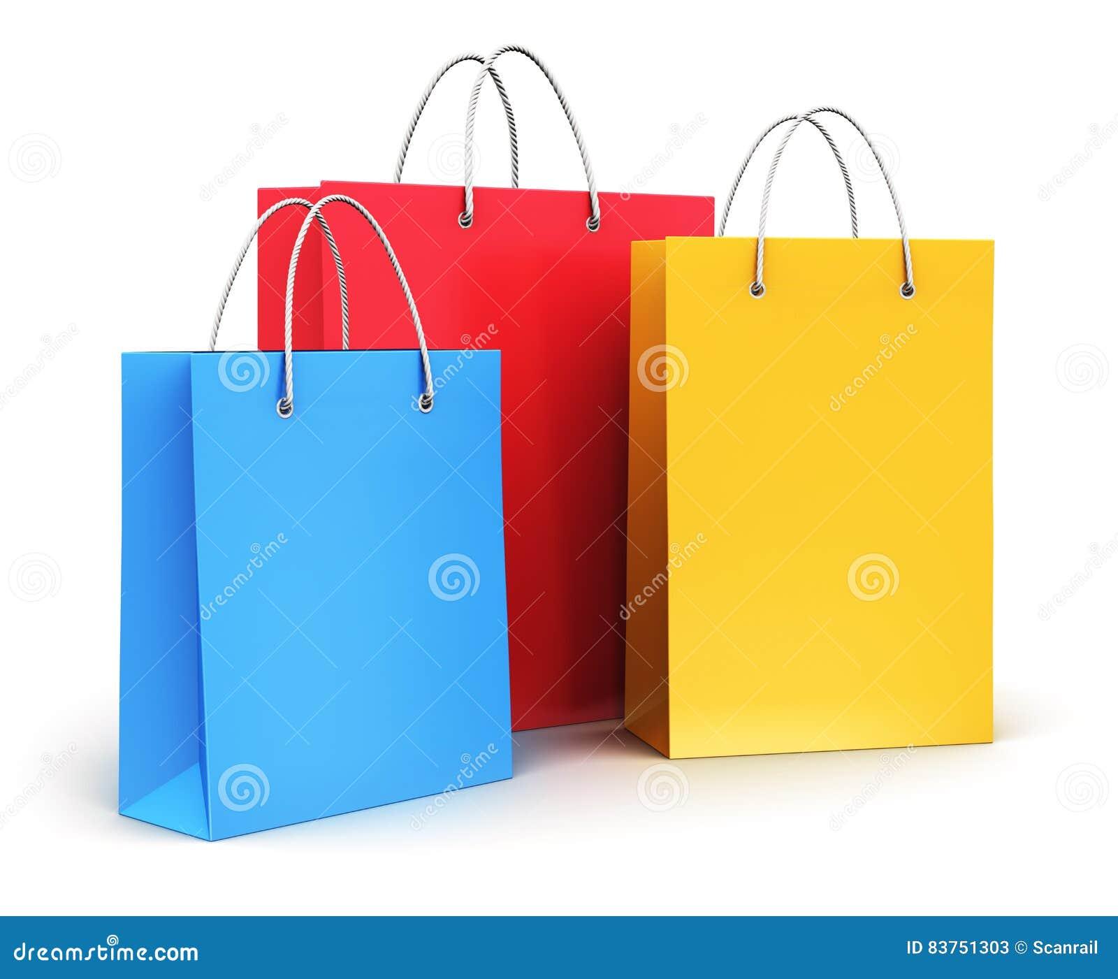 Online shopping luggage