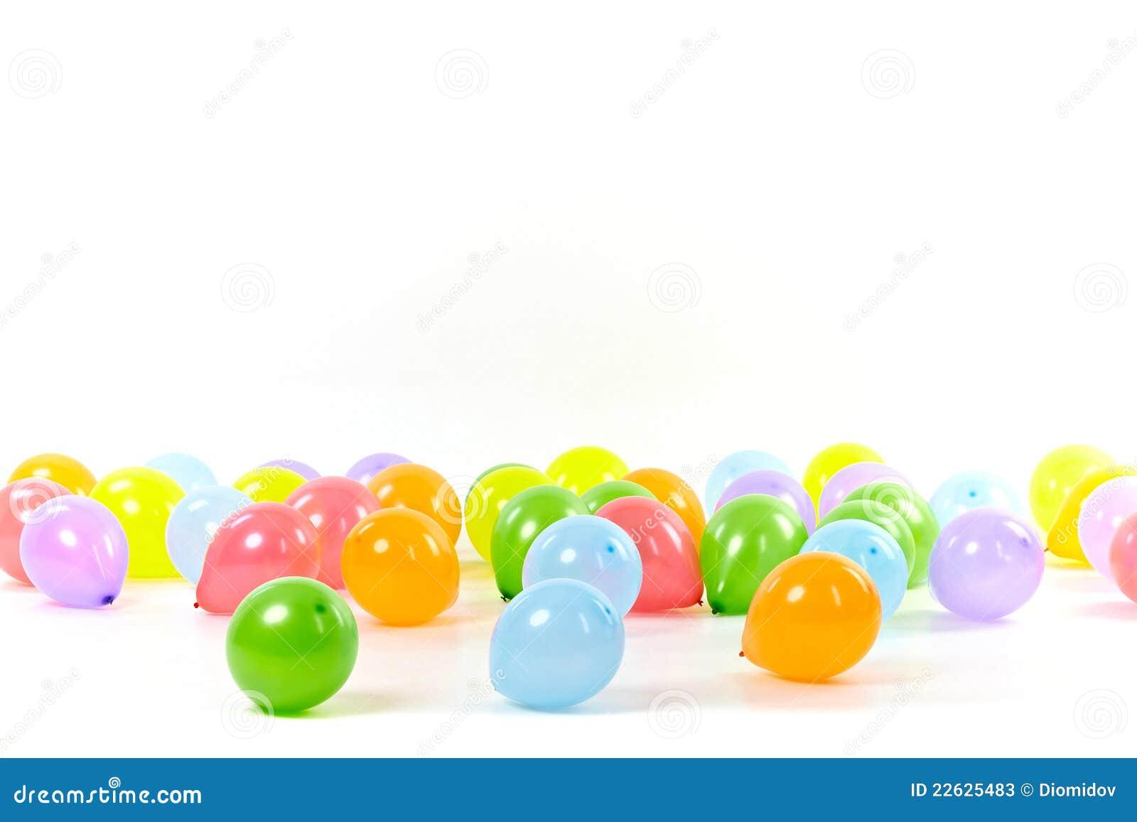 balloons white background - photo #29