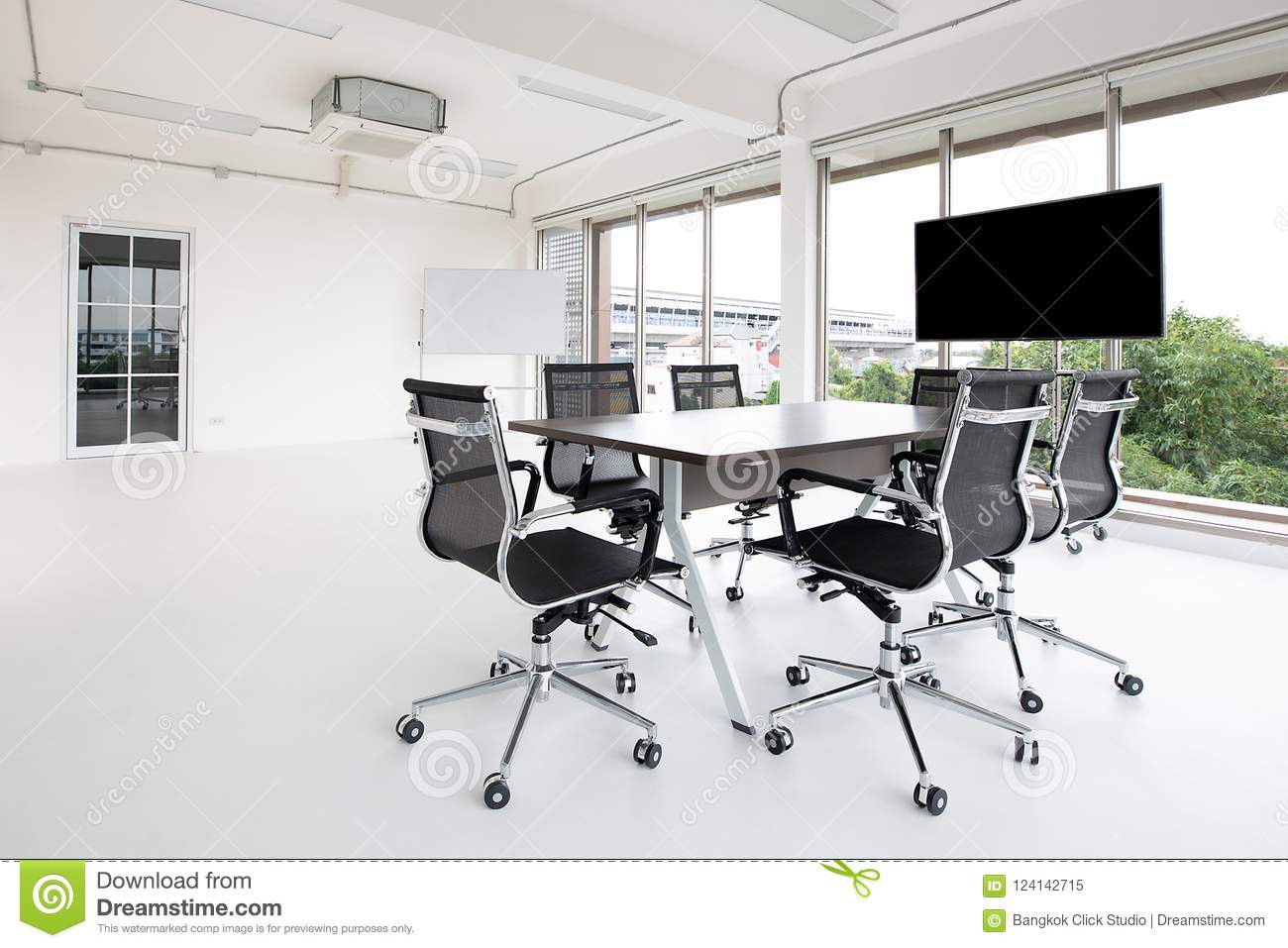 Cool Group Of Conference Table And Chairs In White And Wide Download Free Architecture Designs Ferenbritishbridgeorg
